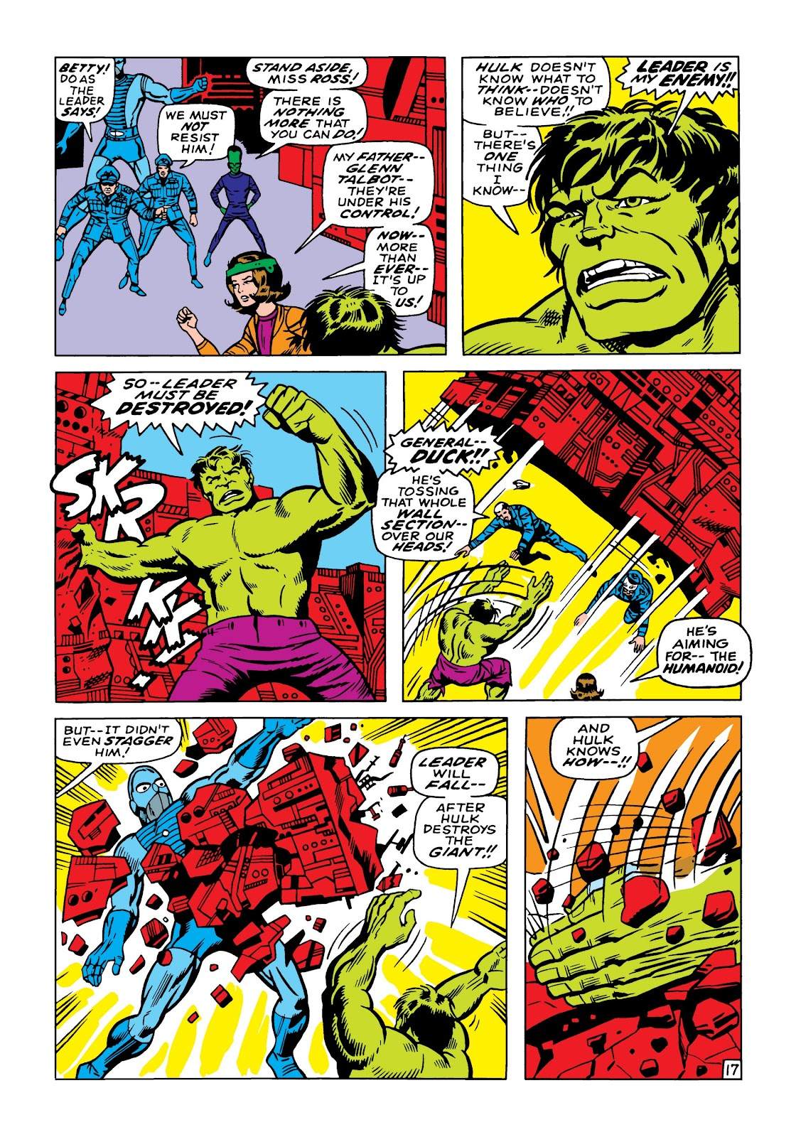 Read online Marvel Masterworks: The Incredible Hulk comic -  Issue # TPB 5 (Part 2) - 28