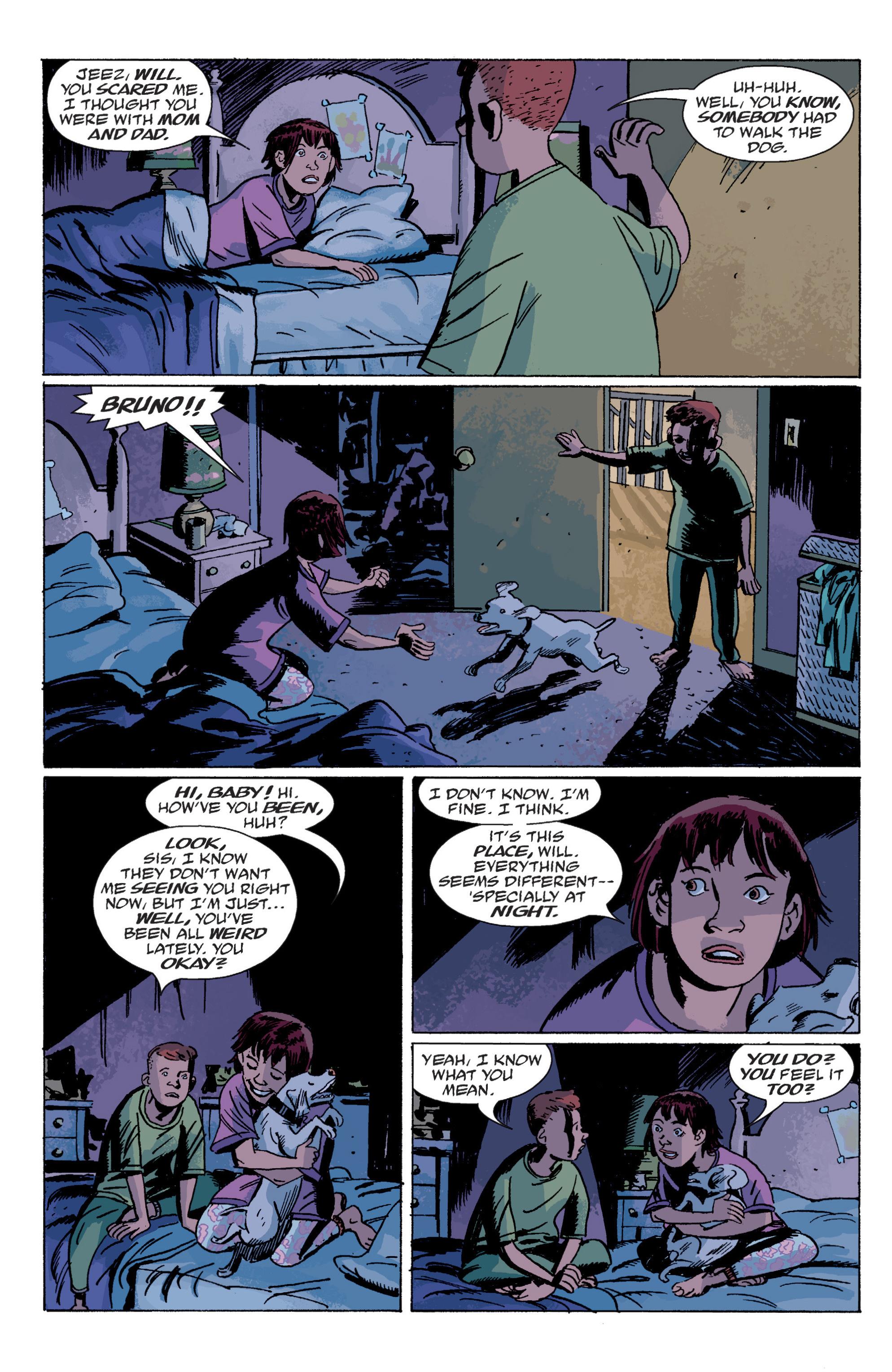 Read online B.P.R.D. (2003) comic -  Issue # TPB 6 - 93