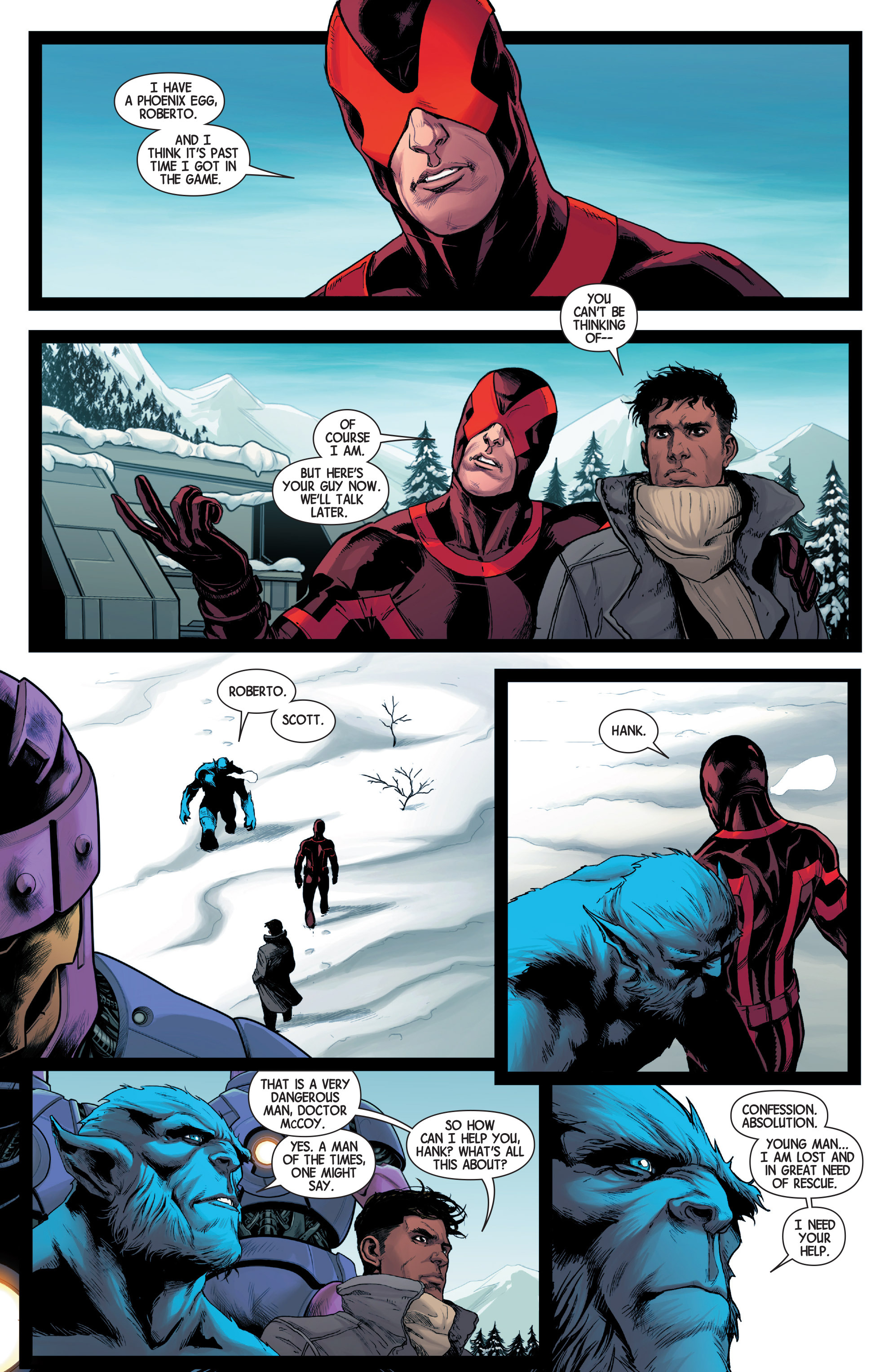 Read online Avengers (2013) comic -  Issue #38 - 14