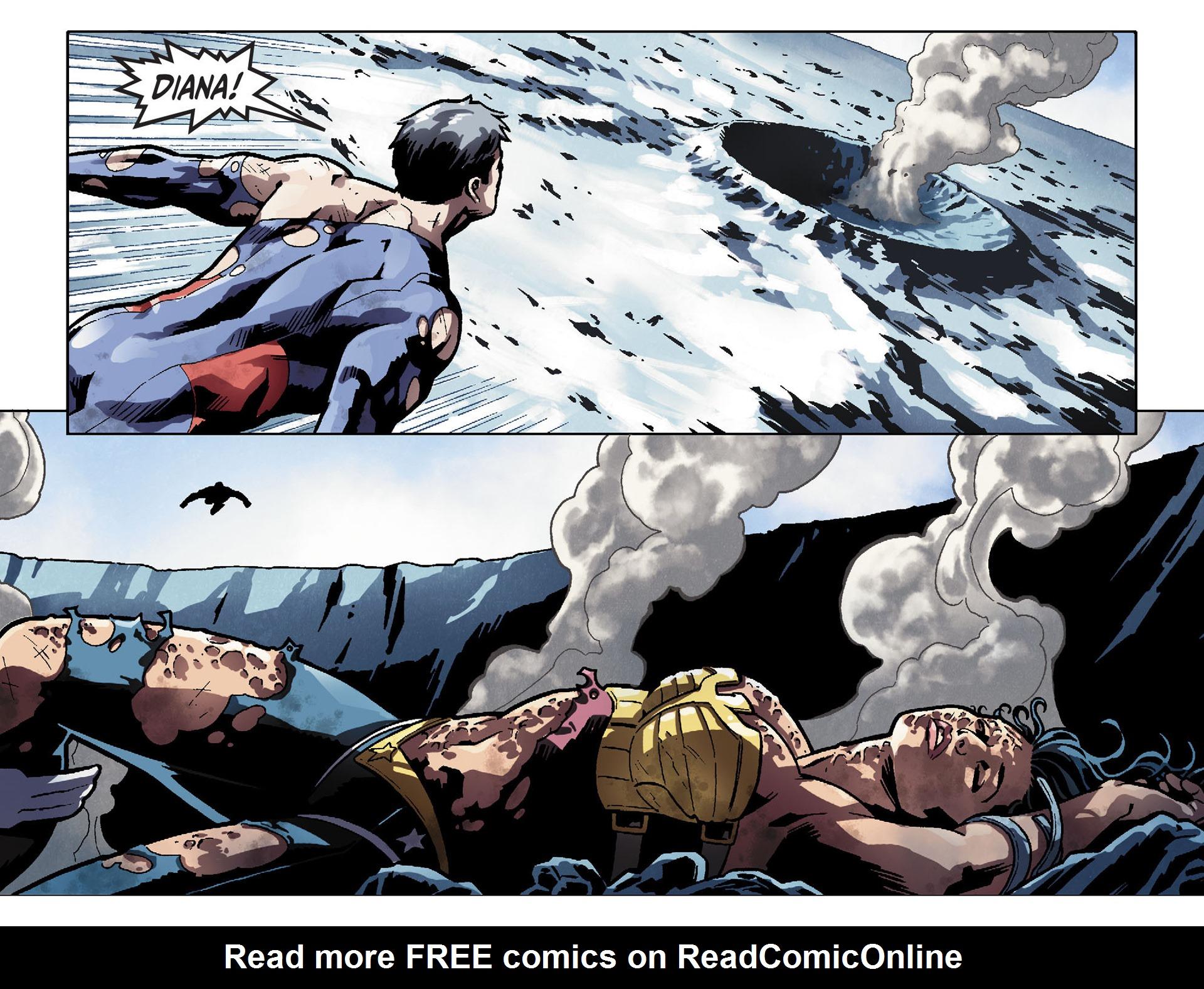 Injustice: Gods Among Us [I] 33 Page 5