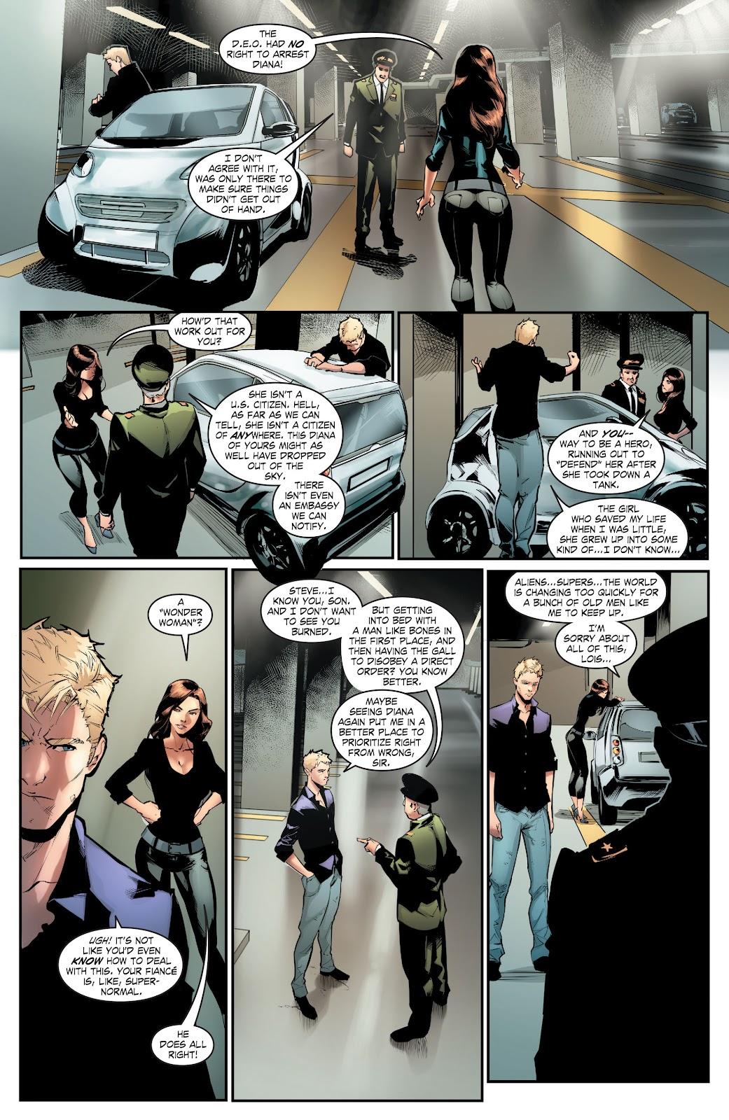 Read online Smallville Season 11 [II] comic -  Issue # TPB 5 - 81