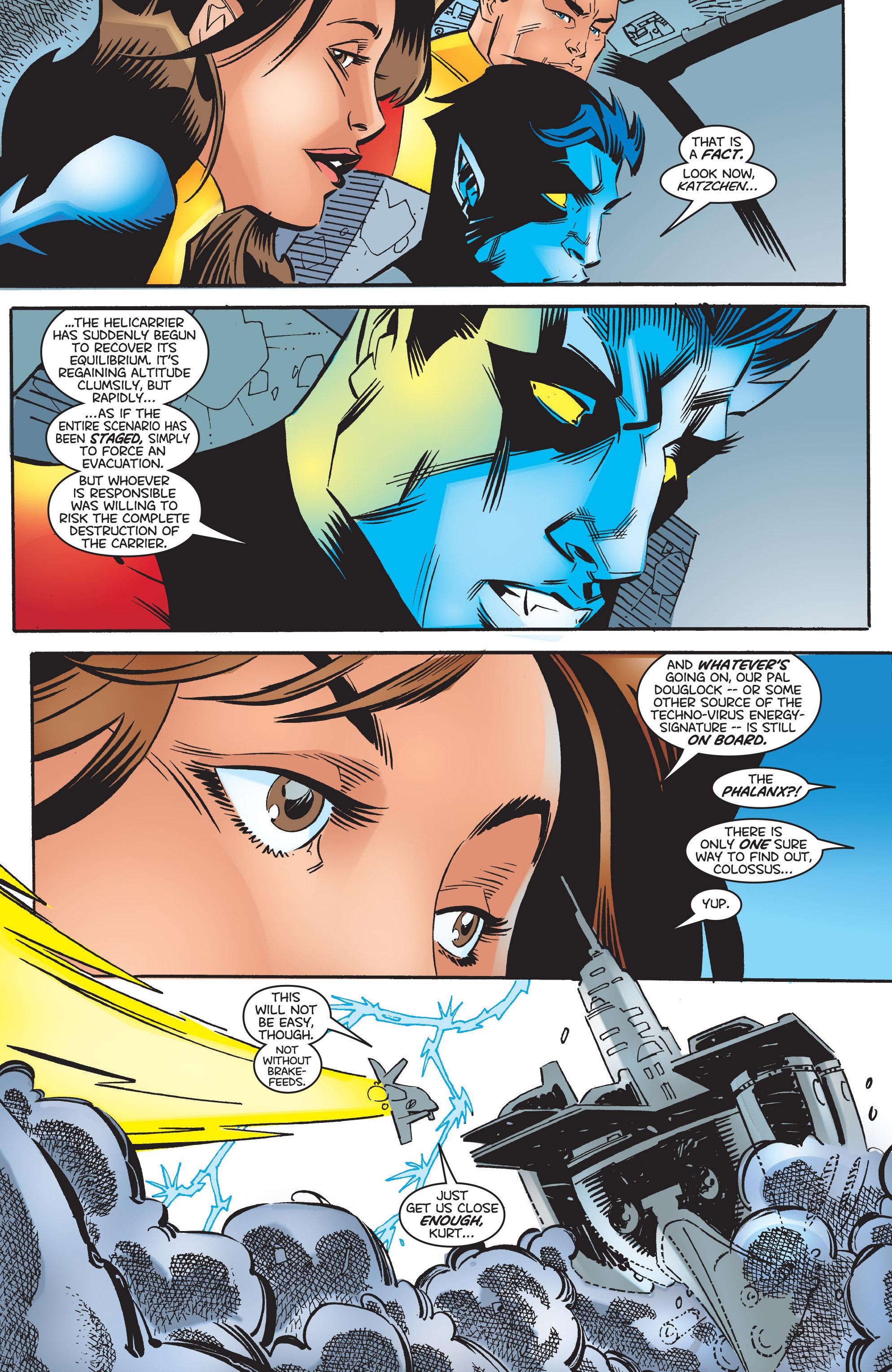 X-Men (1991) 91 Page 19