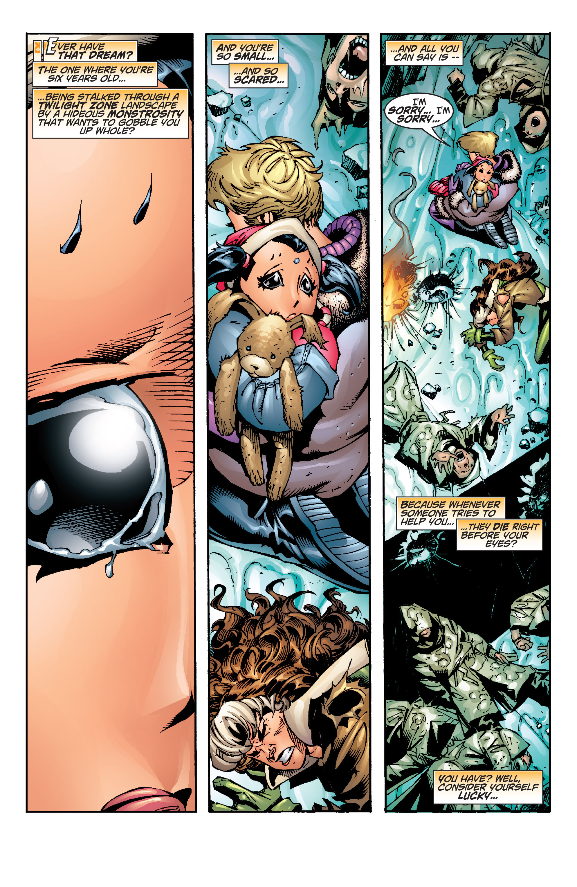 X-Men (1991) 83 Page 1