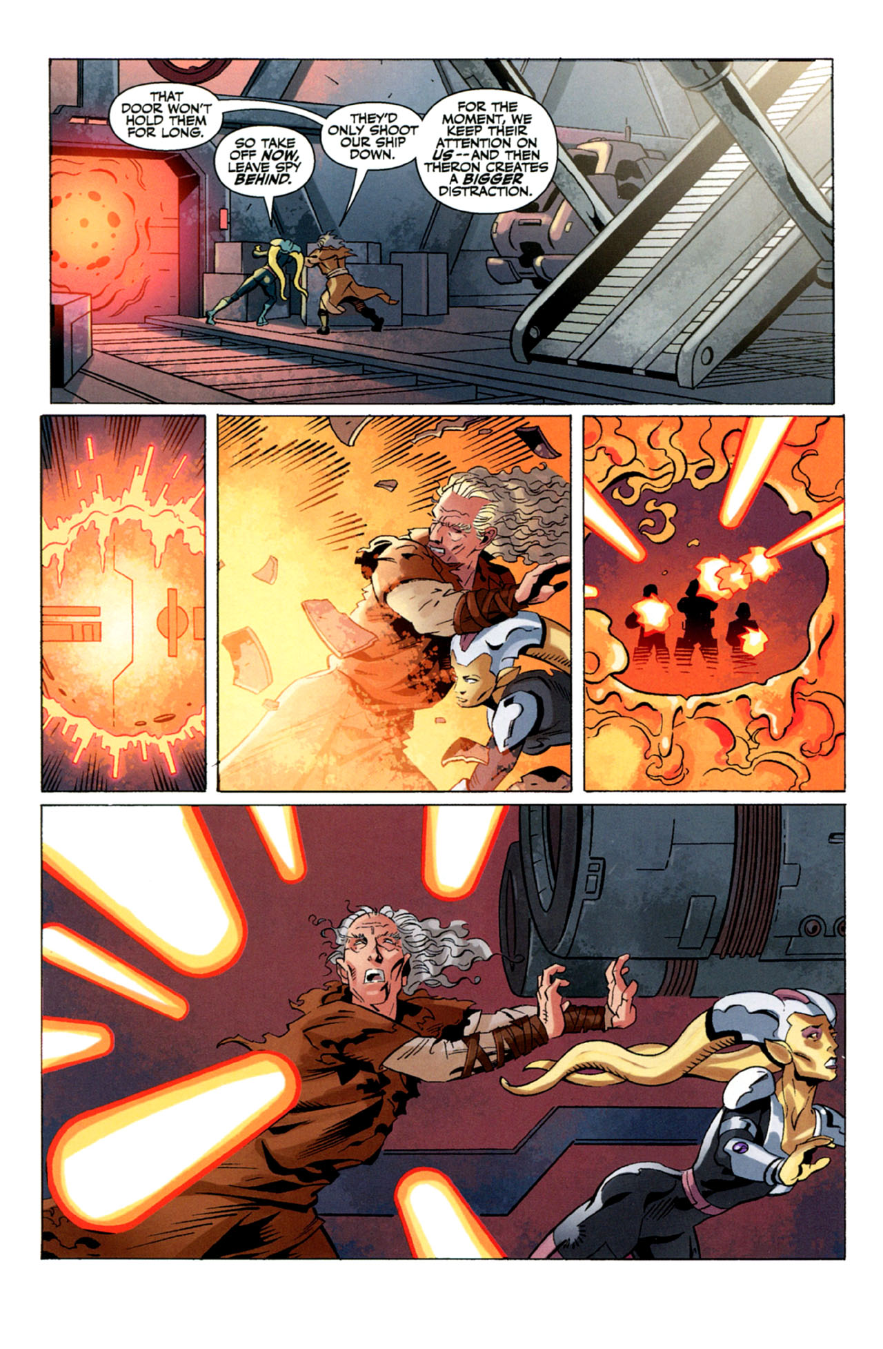 Read online Star Wars: The Old Republic - The Lost Suns comic -  Issue #5 - 12