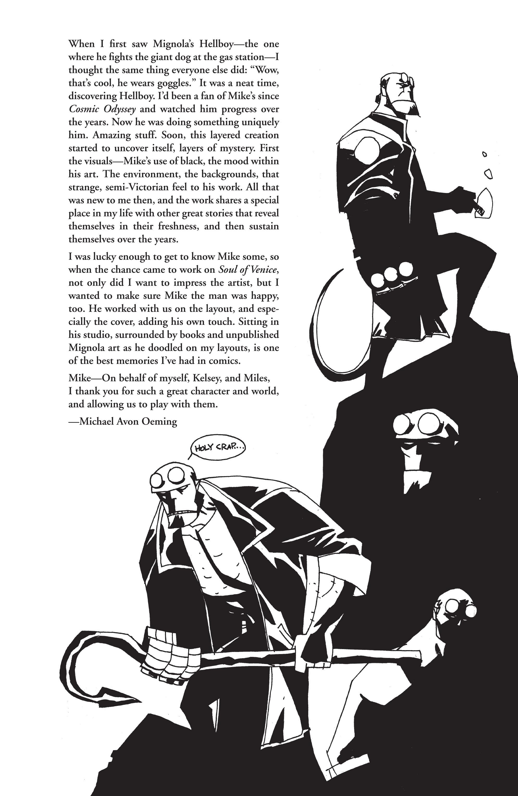 Read online B.P.R.D. (2003) comic -  Issue # TPB 2 - 118