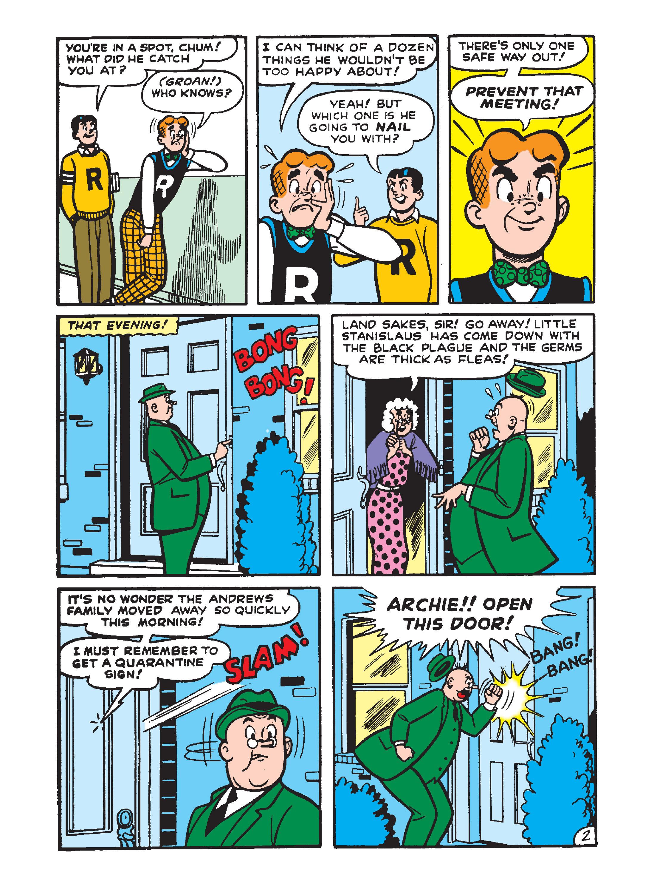 Read online Archie 1000 Page Comics Bonanza comic -  Issue #1 (Part 1) - 123