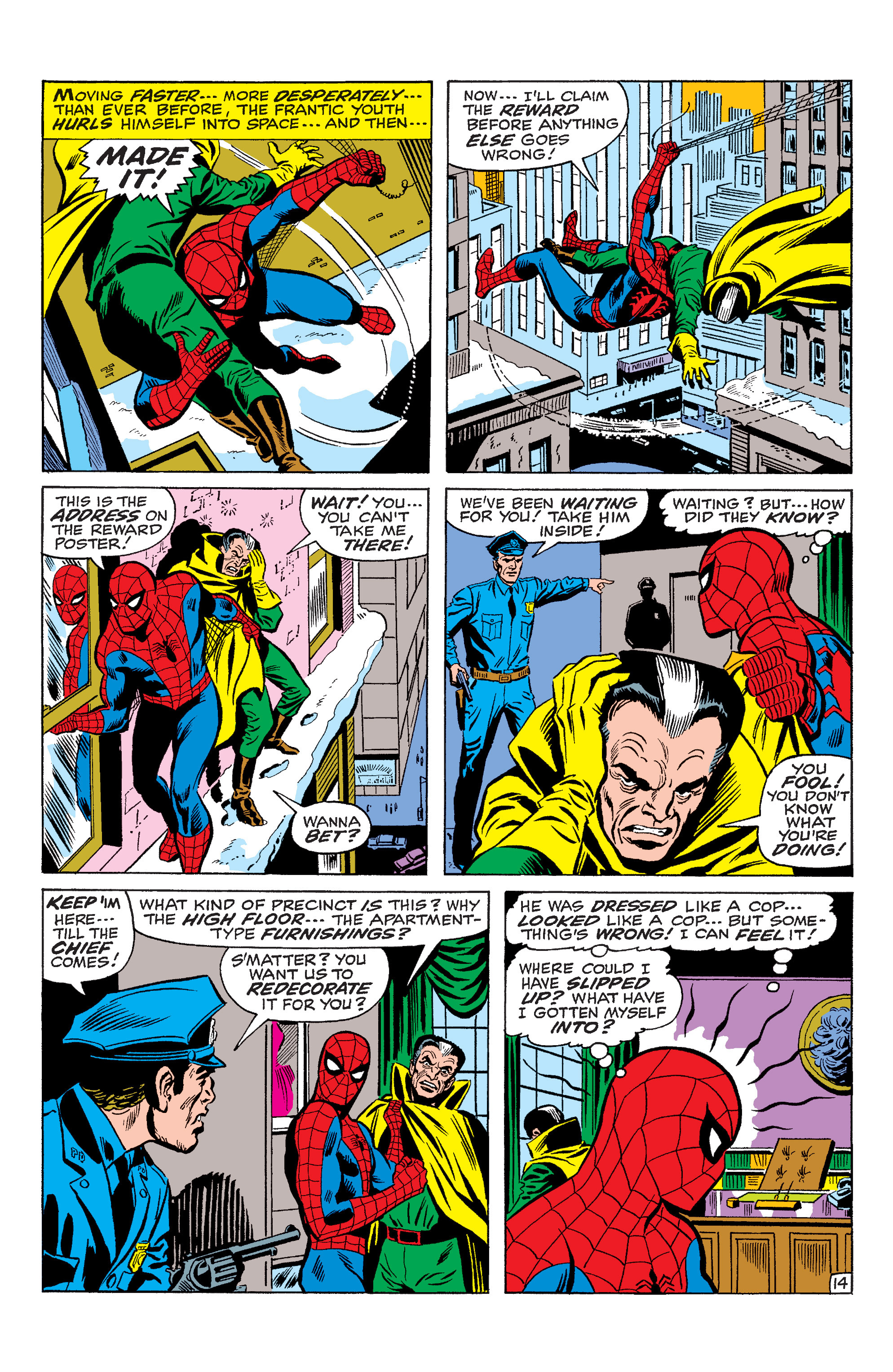 The Amazing Spider-Man (1963) 85 Page 13