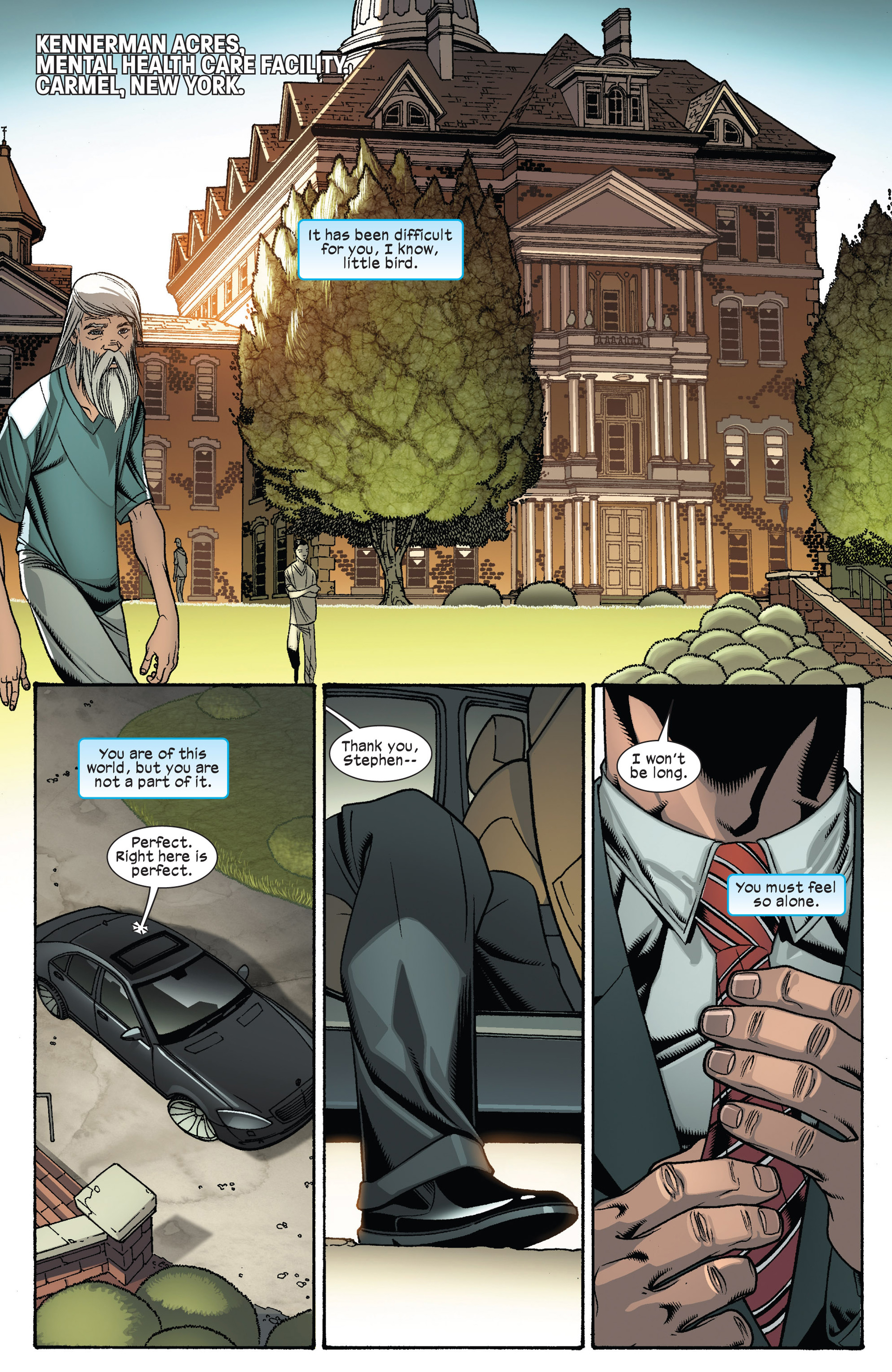 Read online Ultimate Comics X-Men comic -  Issue #12 - 3