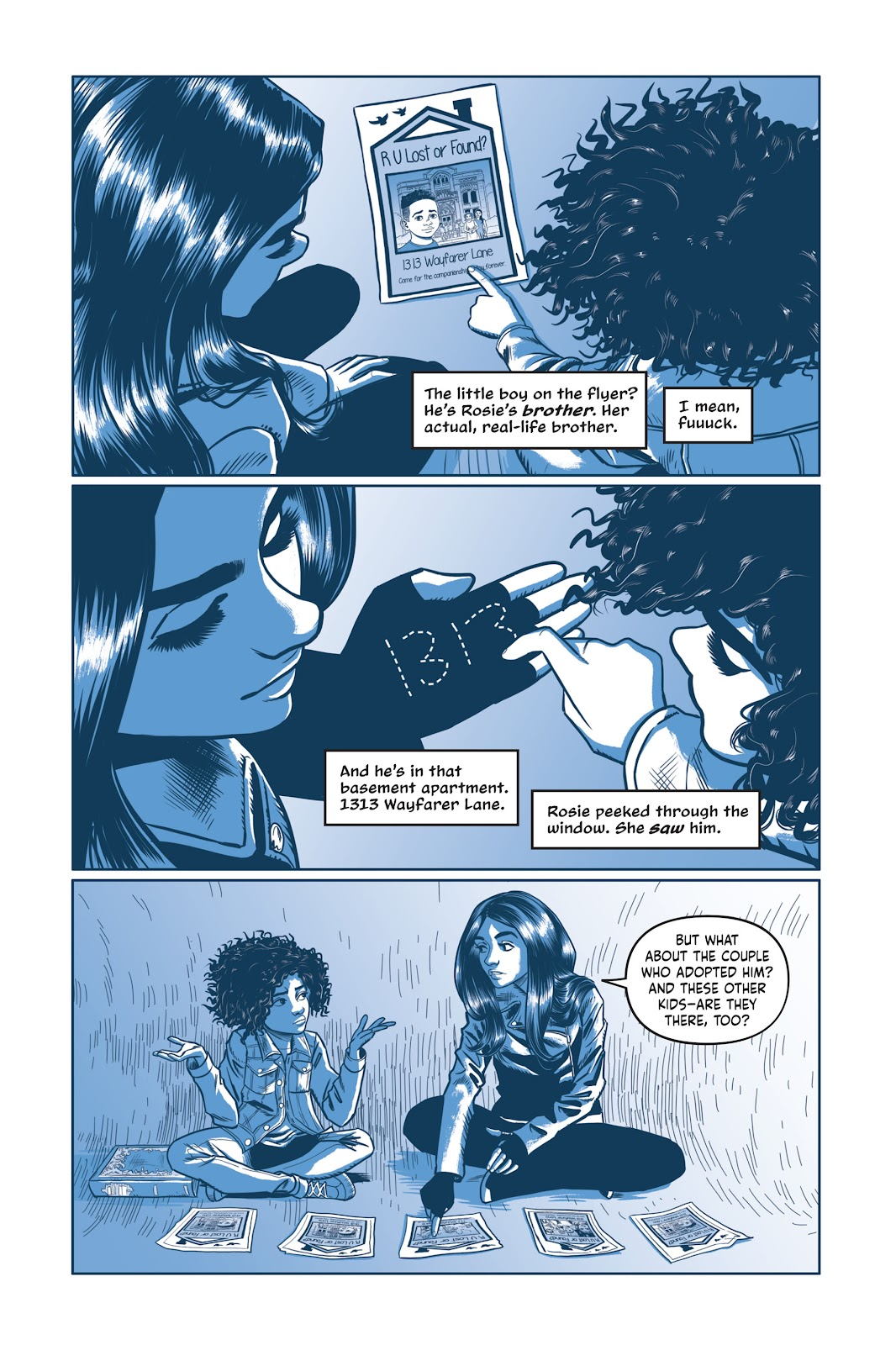 Read online Under the Moon: A Catwoman Tale comic -  Issue # TPB (Part 2) - 81