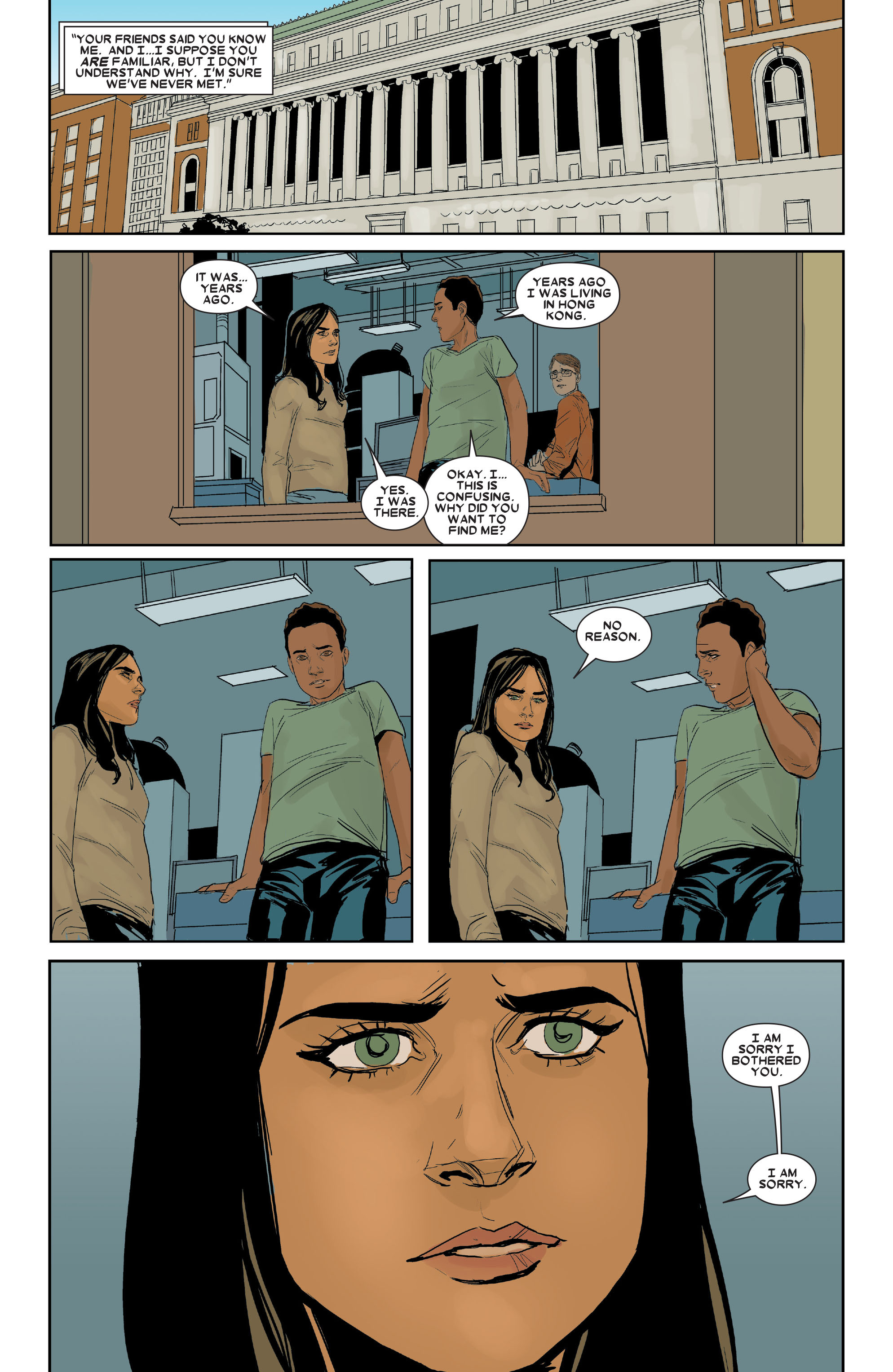 Read online X-23 (2010) comic -  Issue #16 - 21