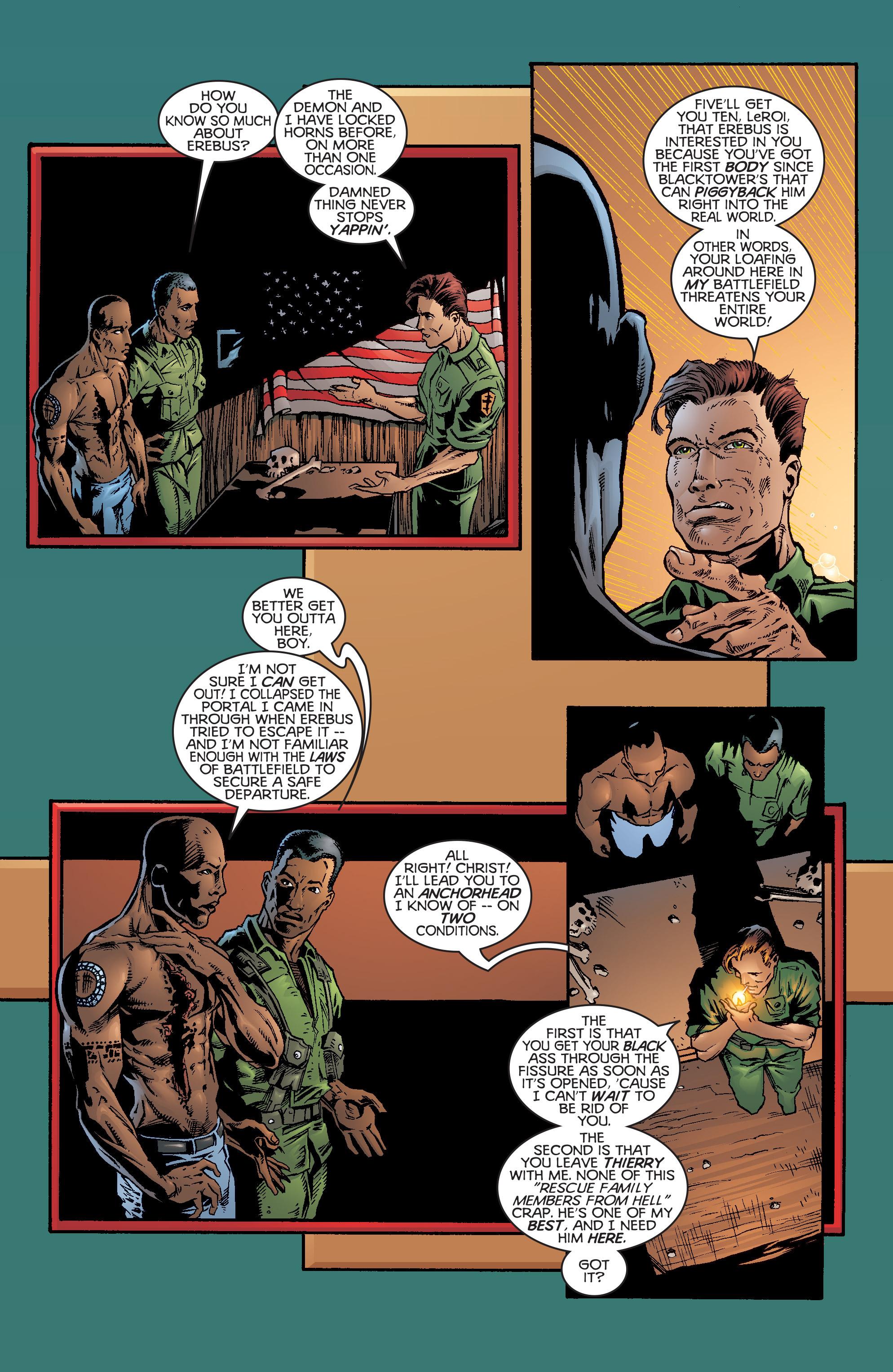 Read online Shadowman (1997) comic -  Issue #20 - 14