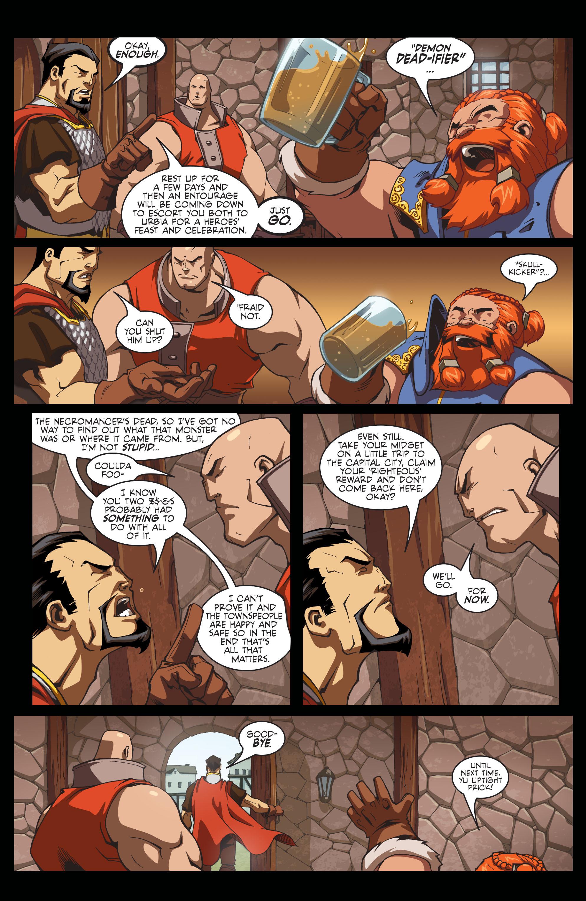Read online Skullkickers comic -  Issue #5 - 21
