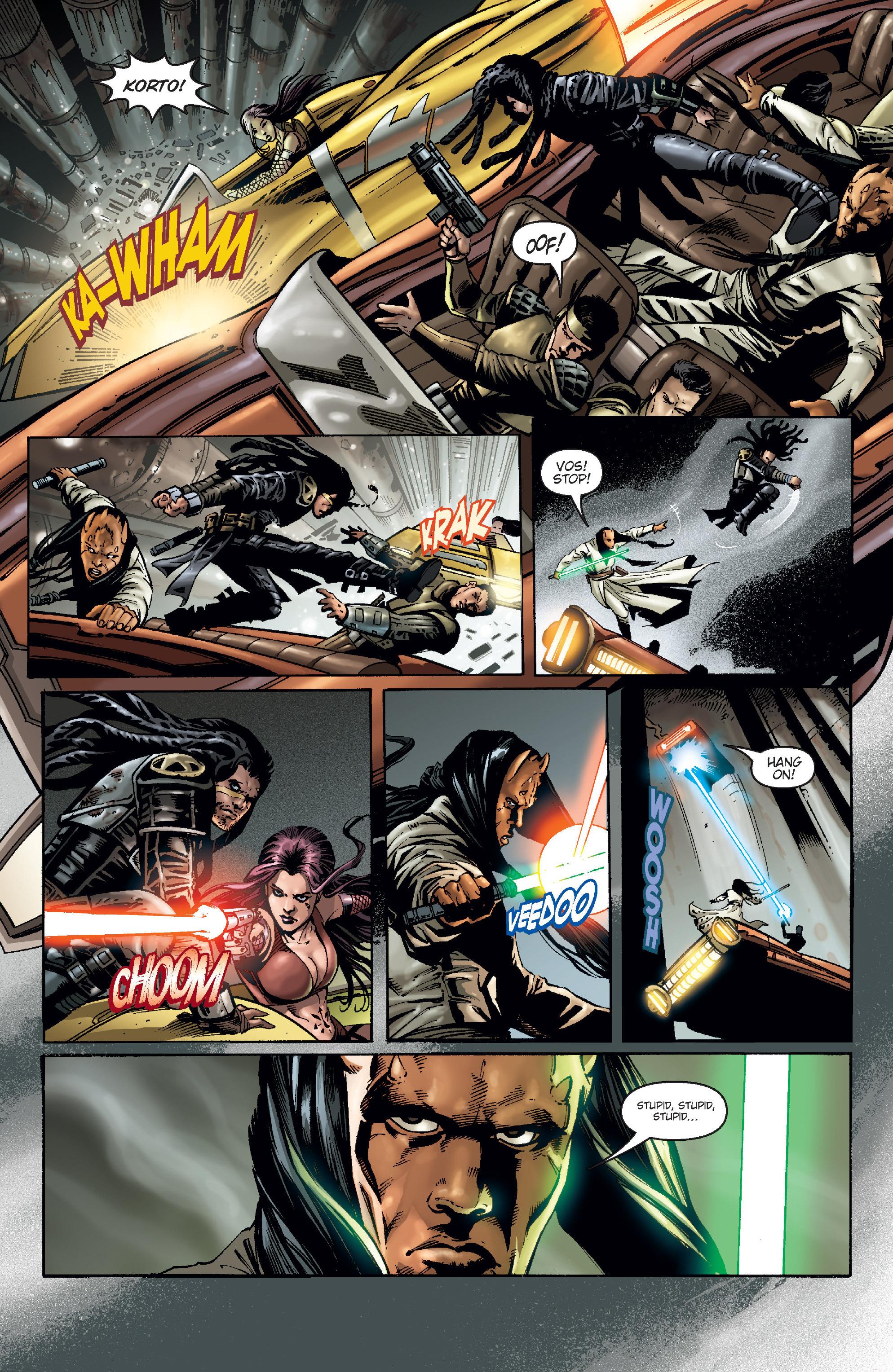 Read online Star Wars Omnibus comic -  Issue # Vol. 24 - 258