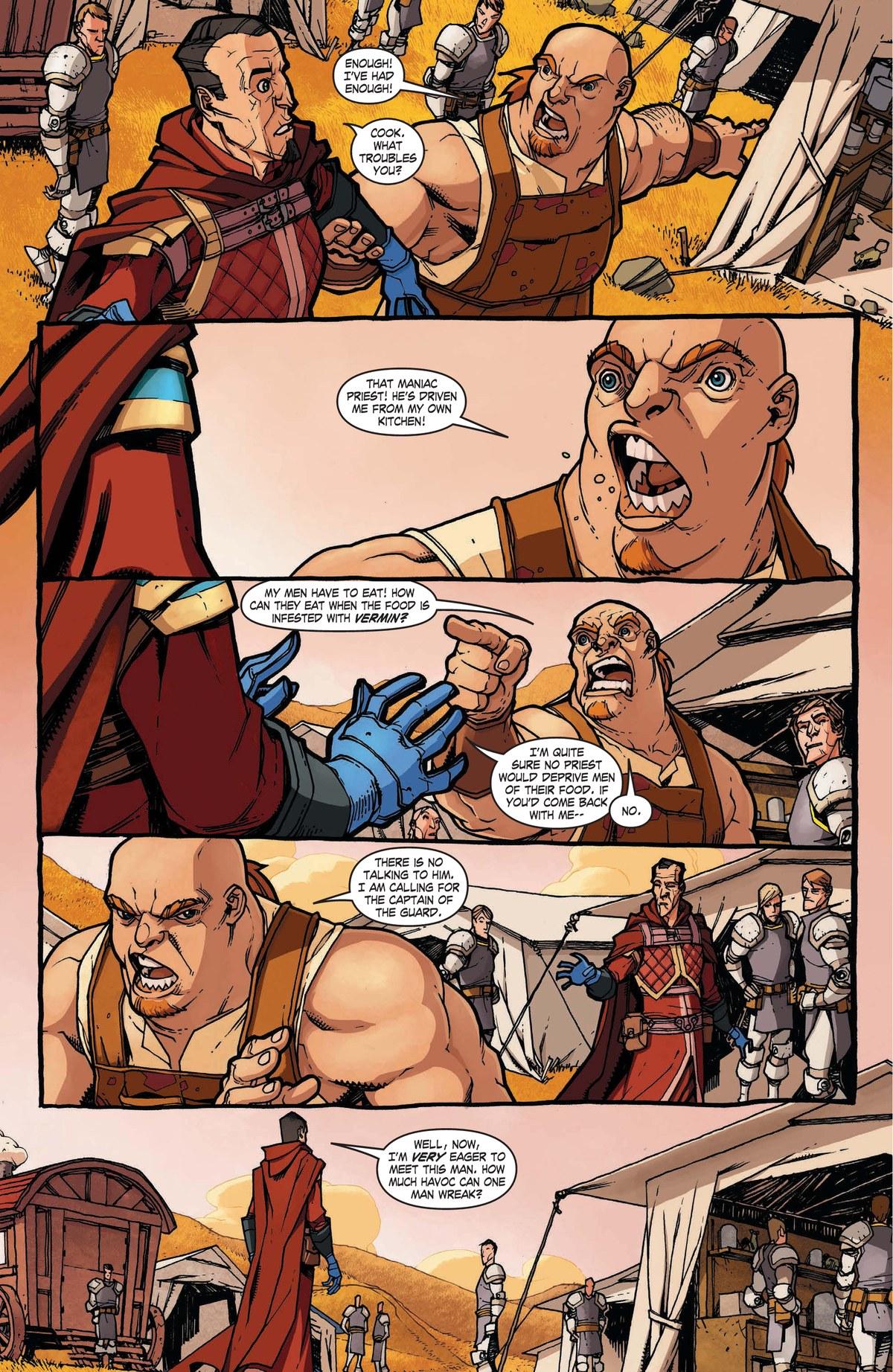 Read online World of Warcraft: Dark Riders comic -  Issue # Full - 24