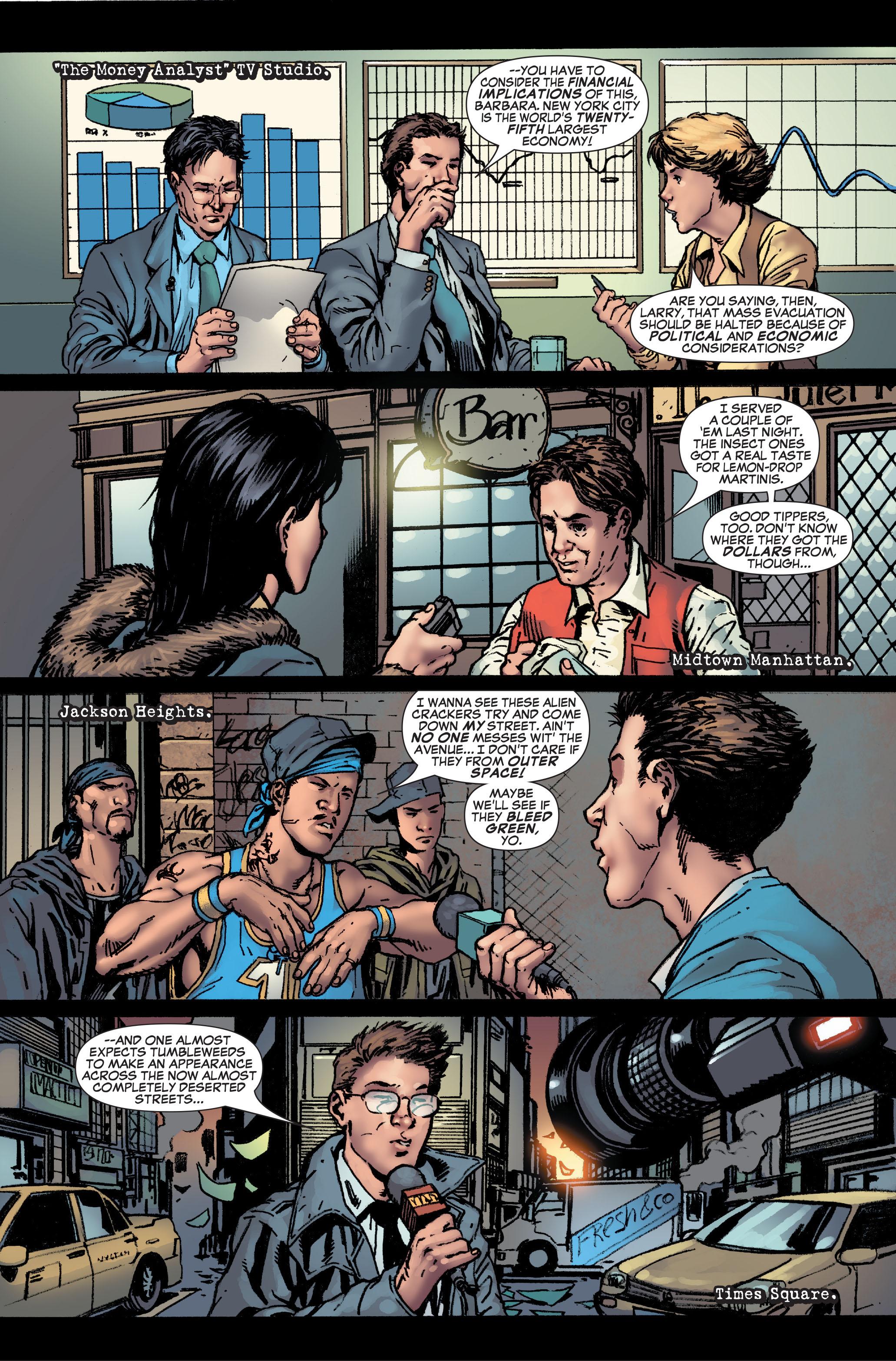 Read online World War Hulk: Front Line comic -  Issue #1 - 17