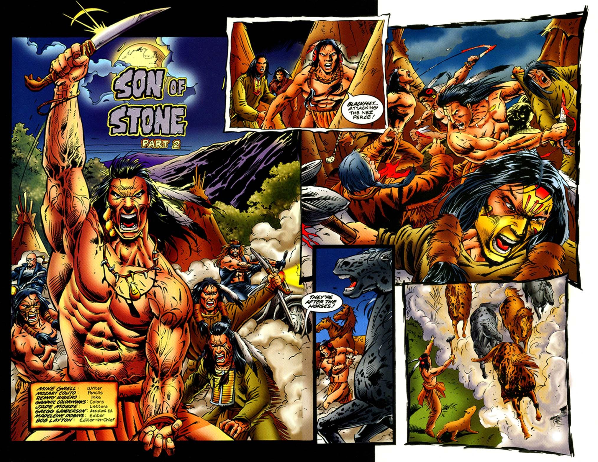 Read online Turok, Dinosaur Hunter (1993) comic -  Issue #44 - 3