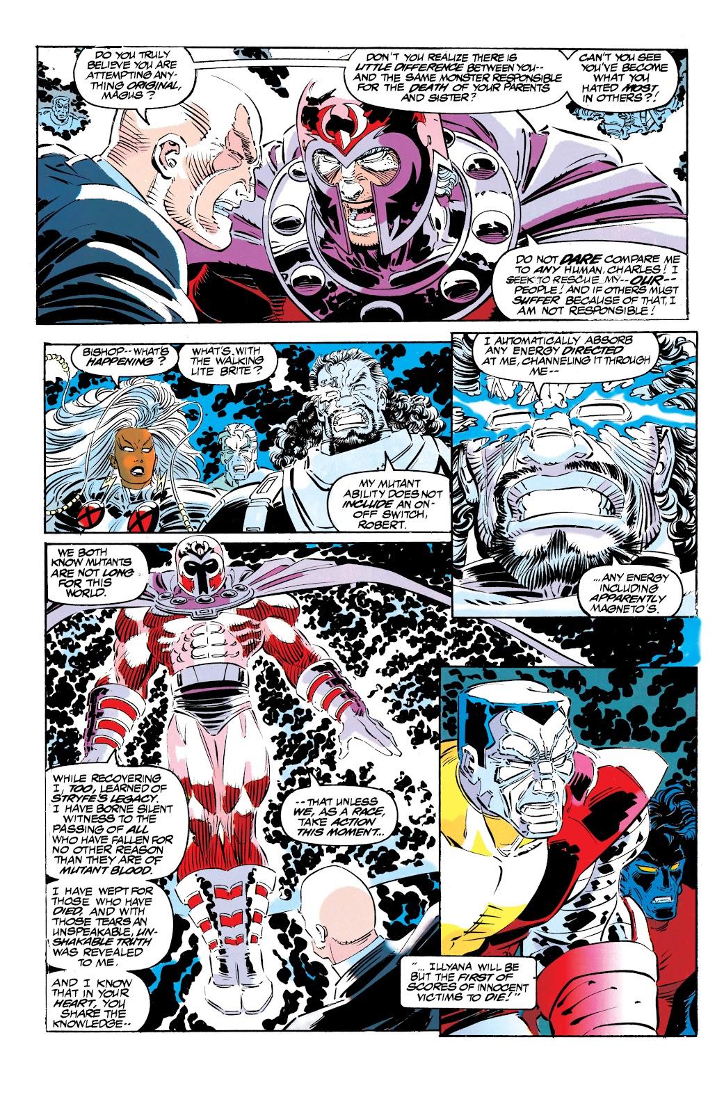 Uncanny X-Men (1963) issue 304 - Page 33