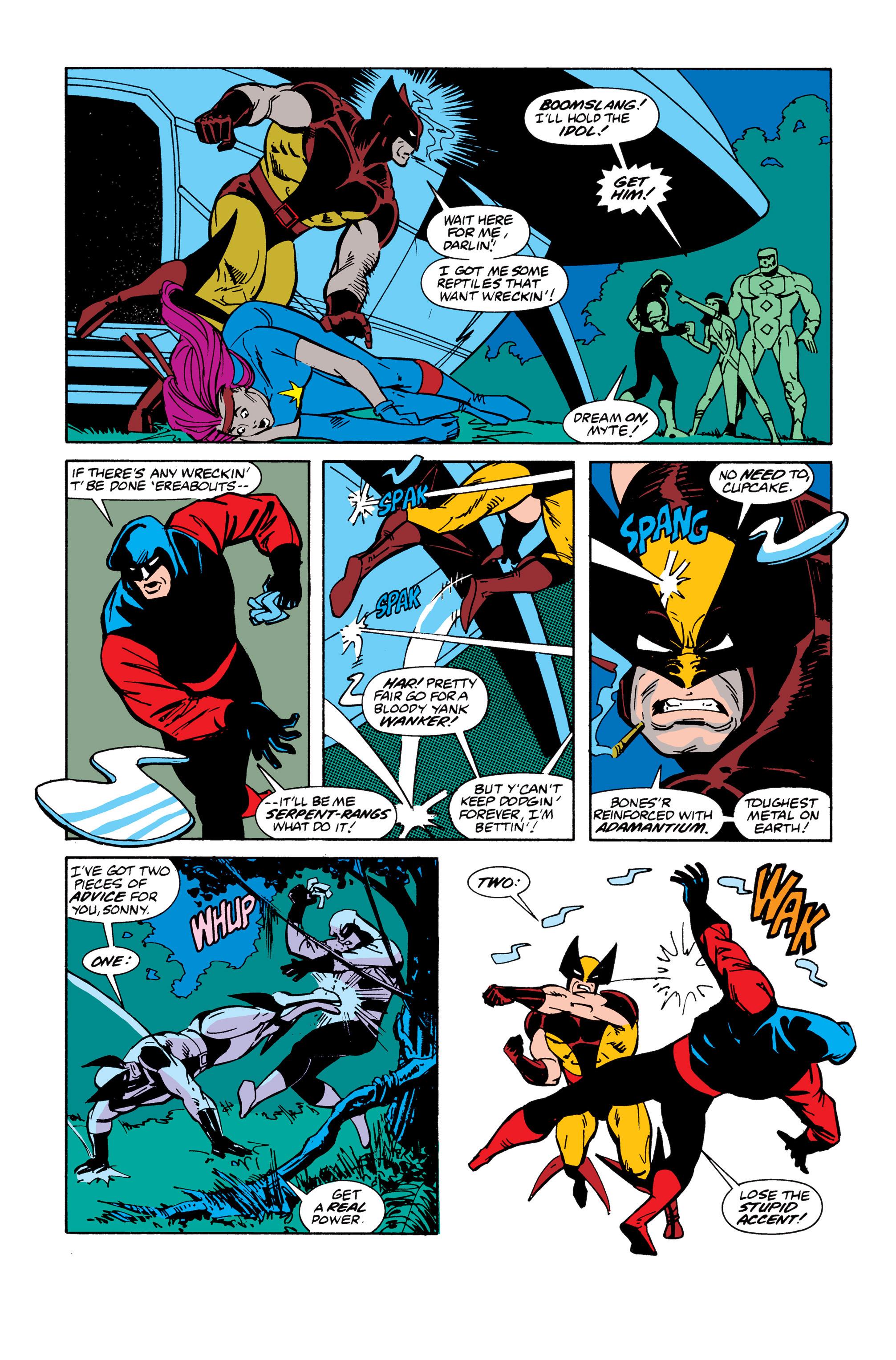 Read online Uncanny X-Men (1963) comic -  Issue # _Annual 13 - 14