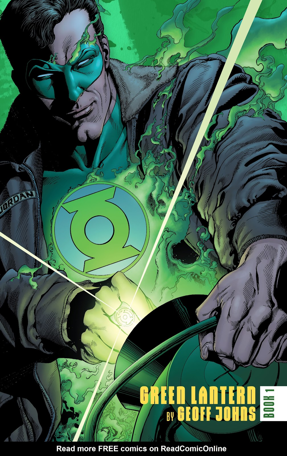 Read online Green Lantern by Geoff Johns comic -  Issue # TPB 1 (Part 1) - 2