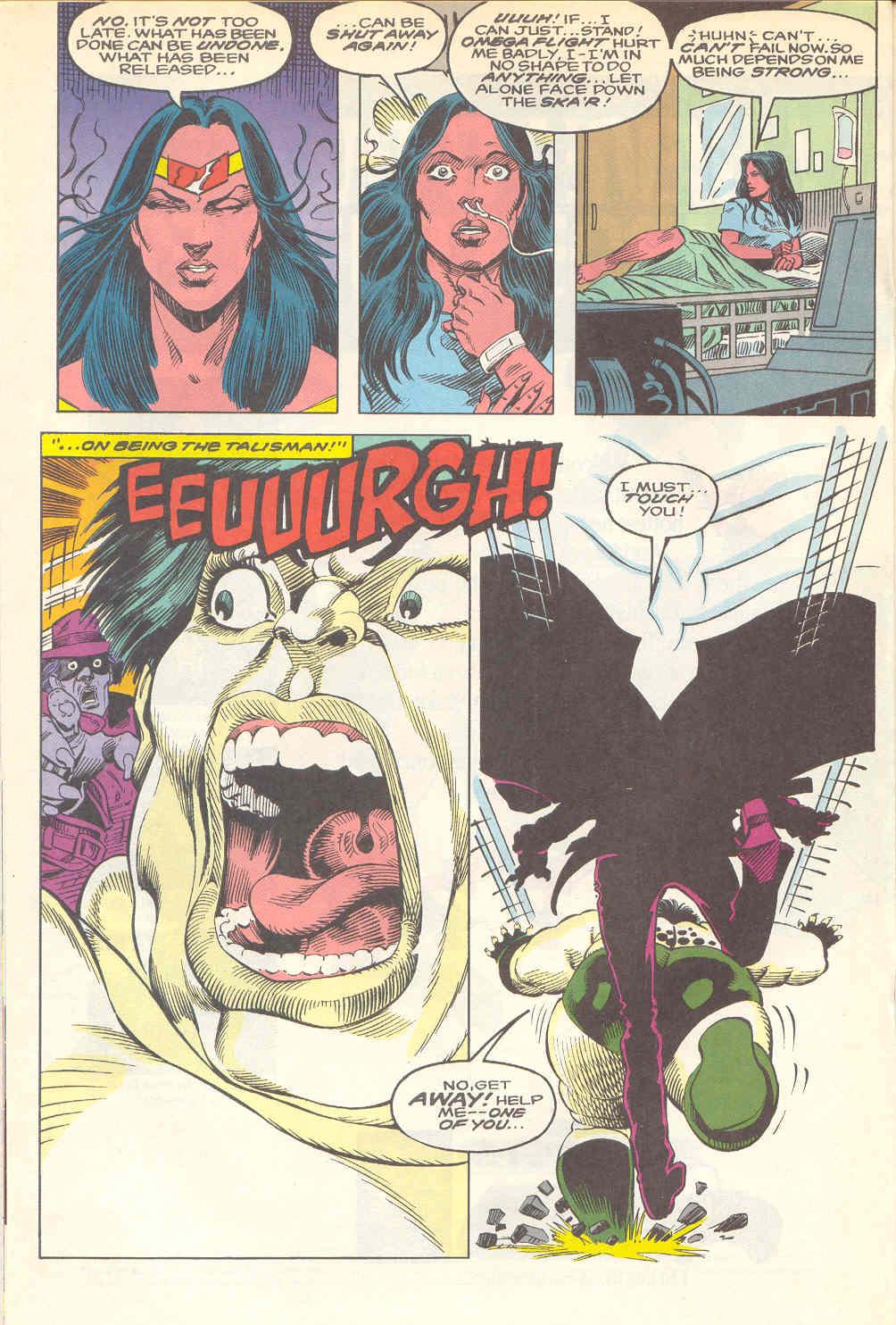Read online Alpha Flight (1983) comic -  Issue #112 - 13