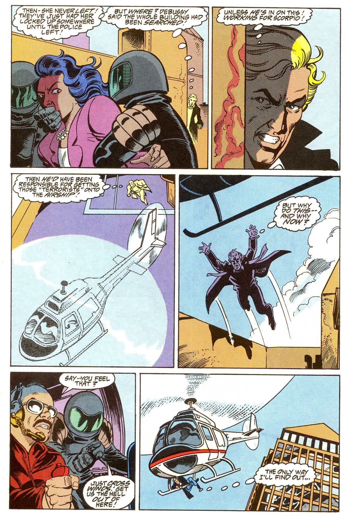 Read online Peter Cannon--Thunderbolt (1992) comic -  Issue #8 - 11