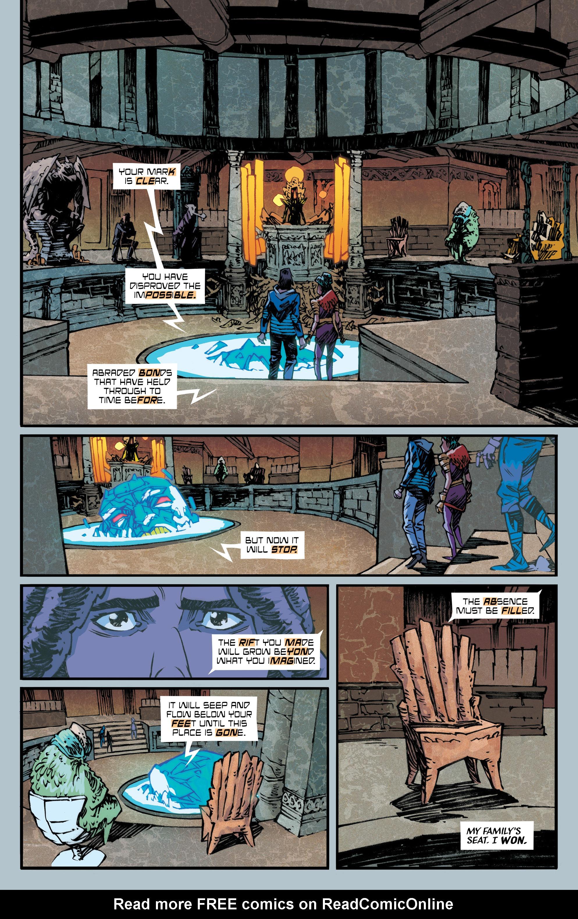 Read online Black Cloud comic -  Issue #3 - 16