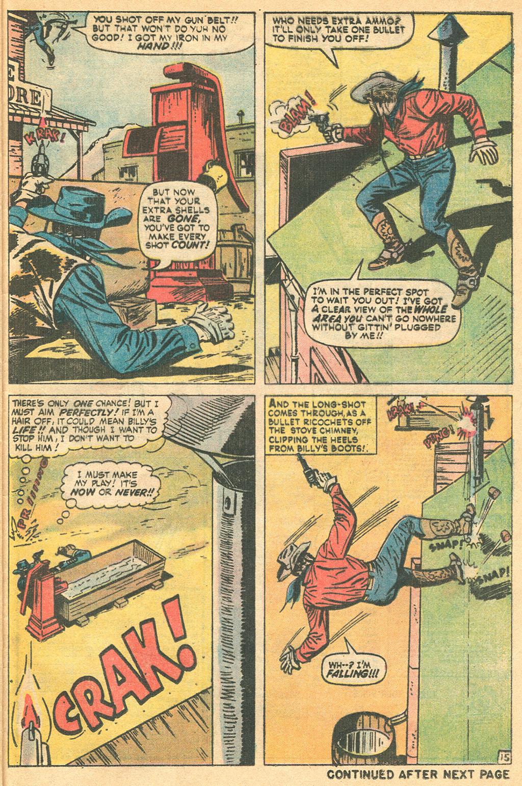 Read online Two-Gun Kid comic -  Issue #115 - 25