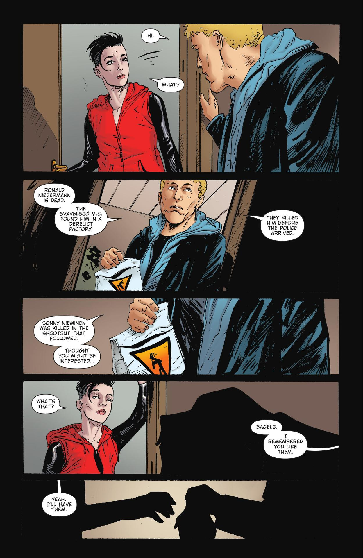 Read online The Girl Who Kicked The Hornet's Nest comic -  Issue # TPB - 261