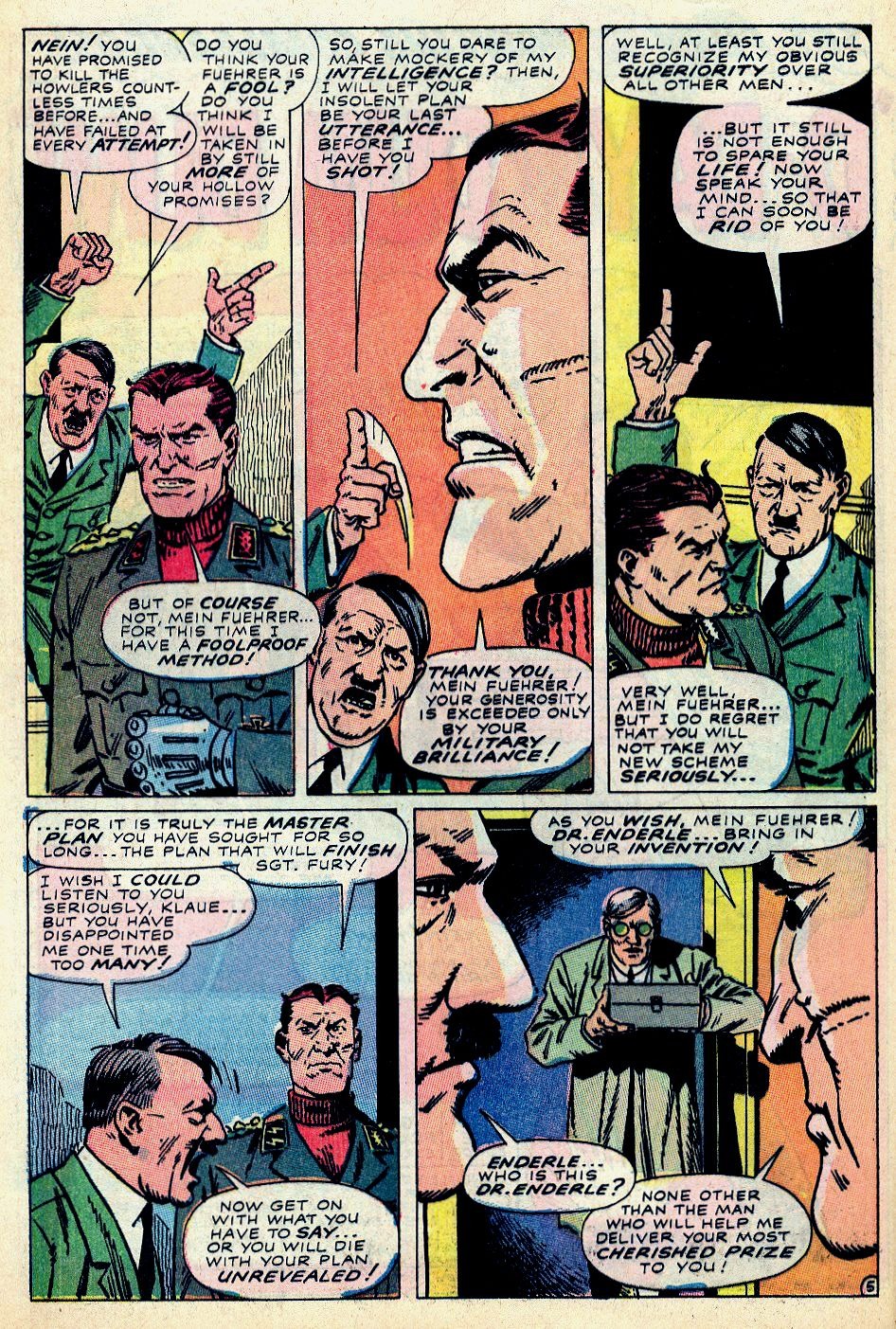 Read online Sgt. Fury comic -  Issue #59 - 8