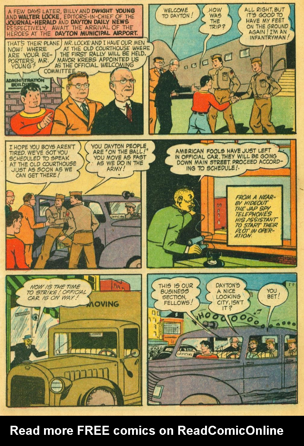 Captain Marvel Adventures issue 41 - Page 21