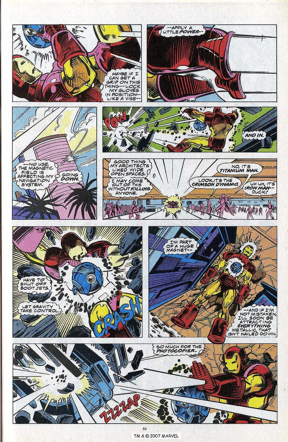 Iron Man Annual issue 13 - Page 53