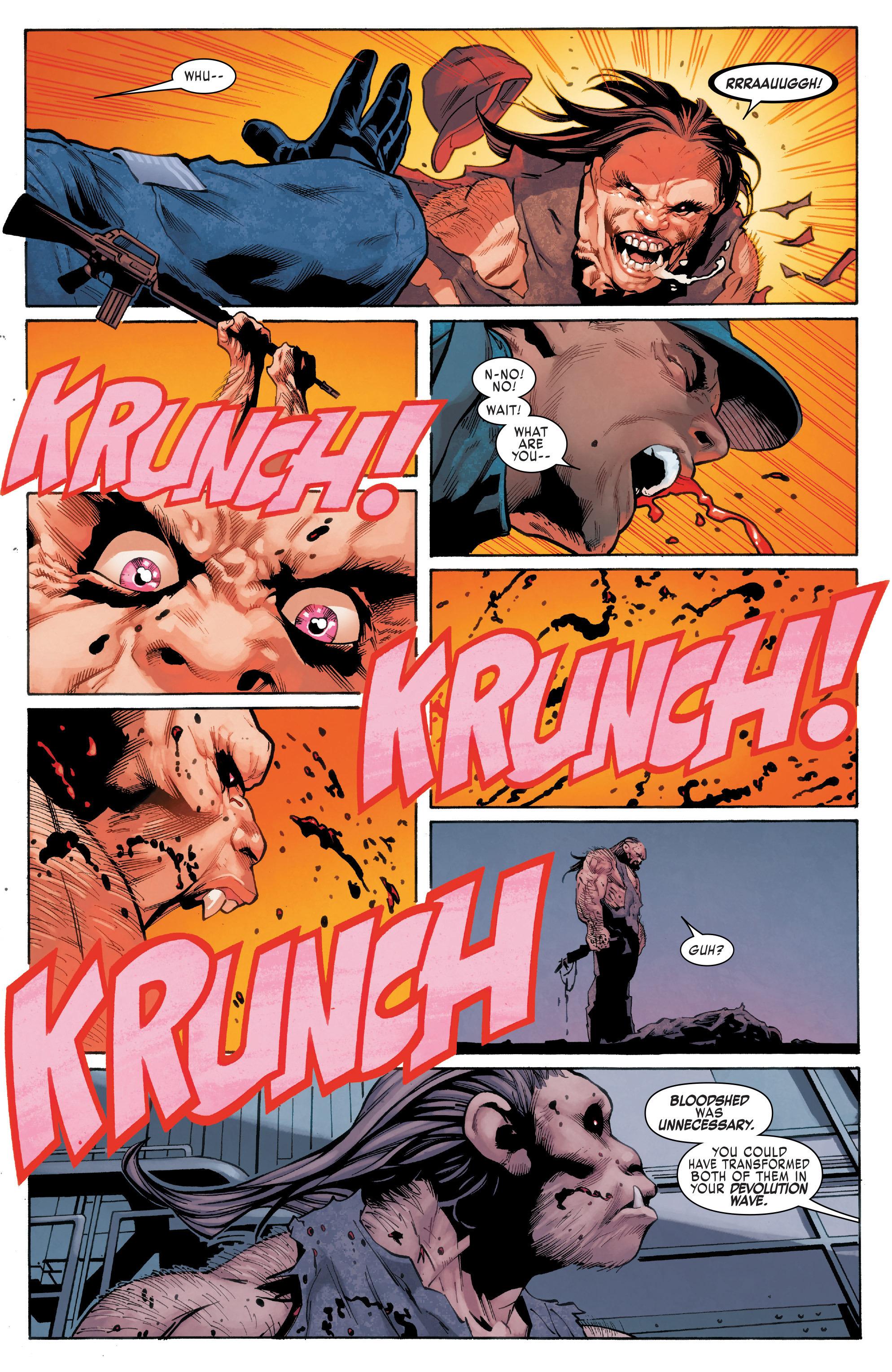 Read online Uncanny X-Men (2016) comic -  Issue #11 - 4