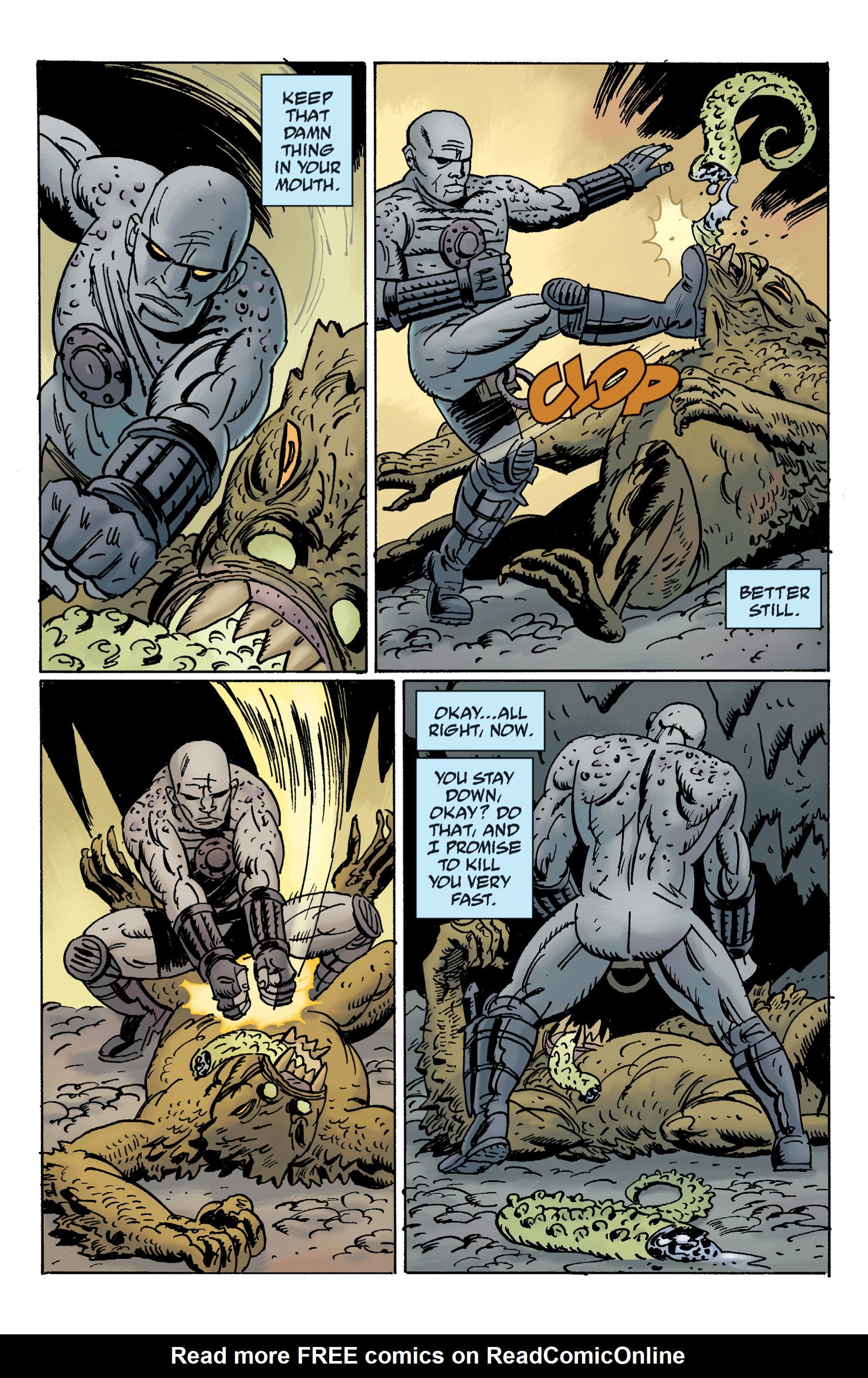 Read online B.P.R.D. (2003) comic -  Issue # TPB 12 - 23