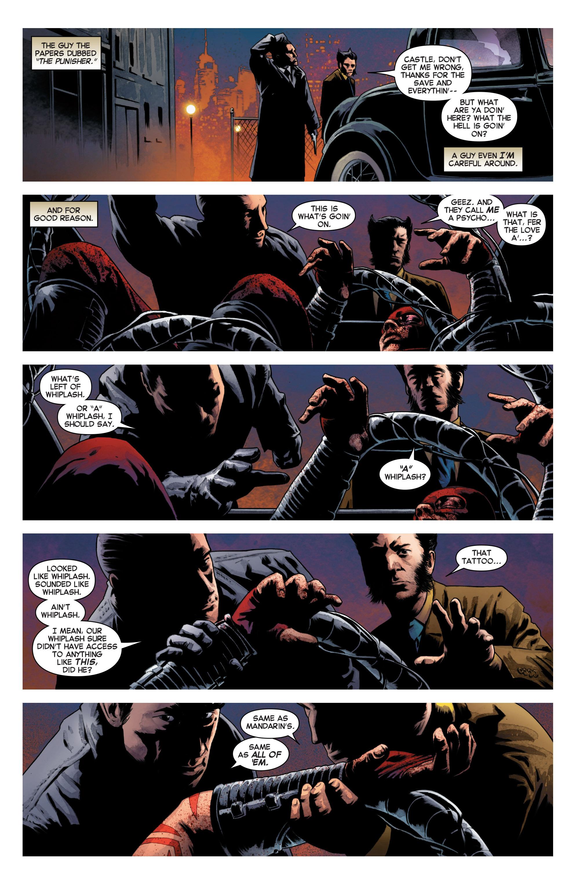 Read online Secret Wars Journal comic -  Issue #3 - 10