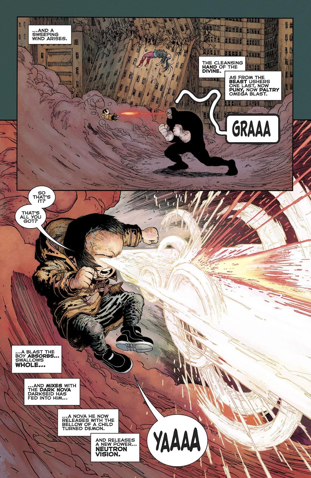 Dark Knight Returns: The Golden Child issue Full - Page 45