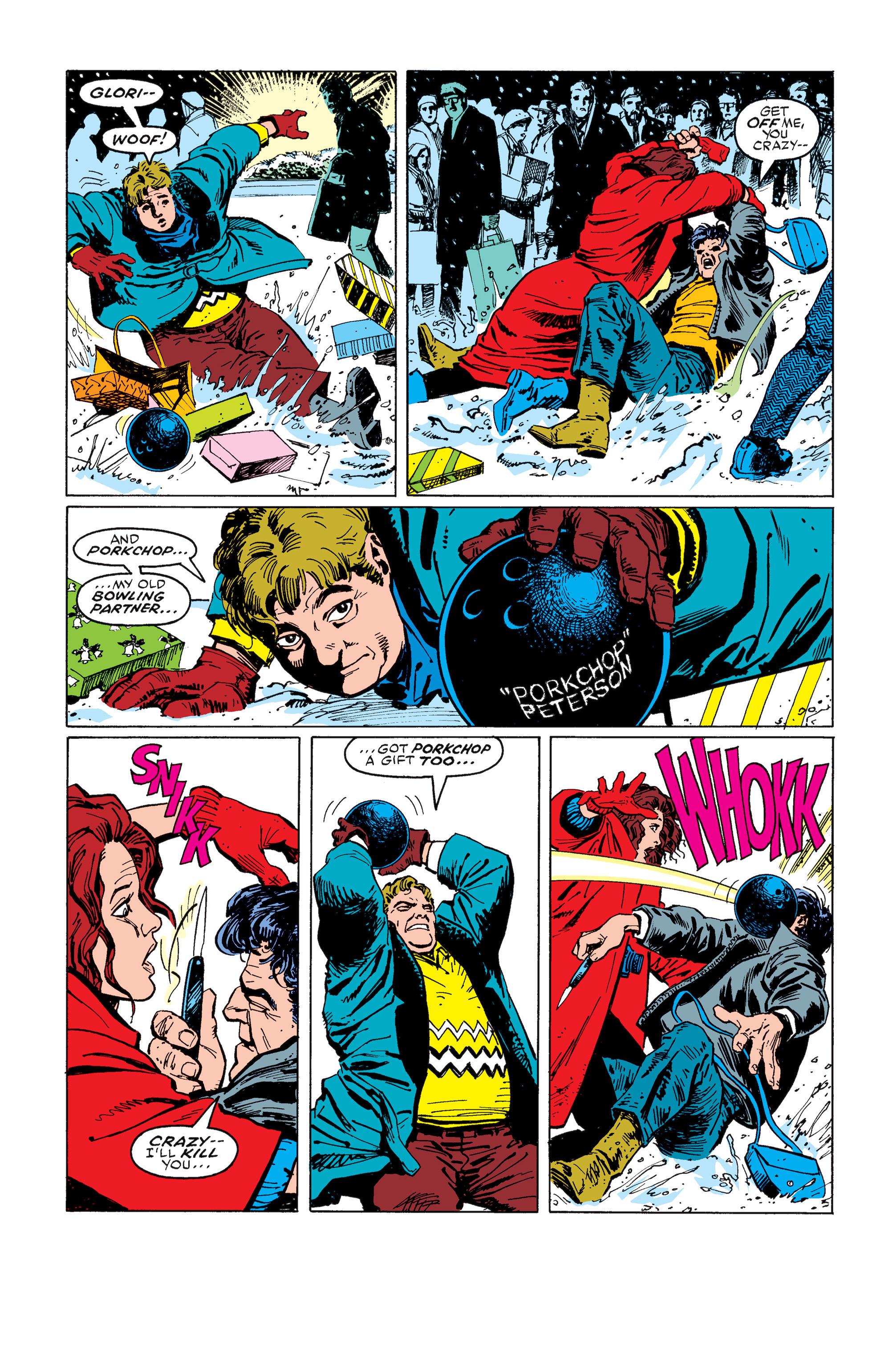Read online Daredevil: Born Again comic -  Issue # Full - 84