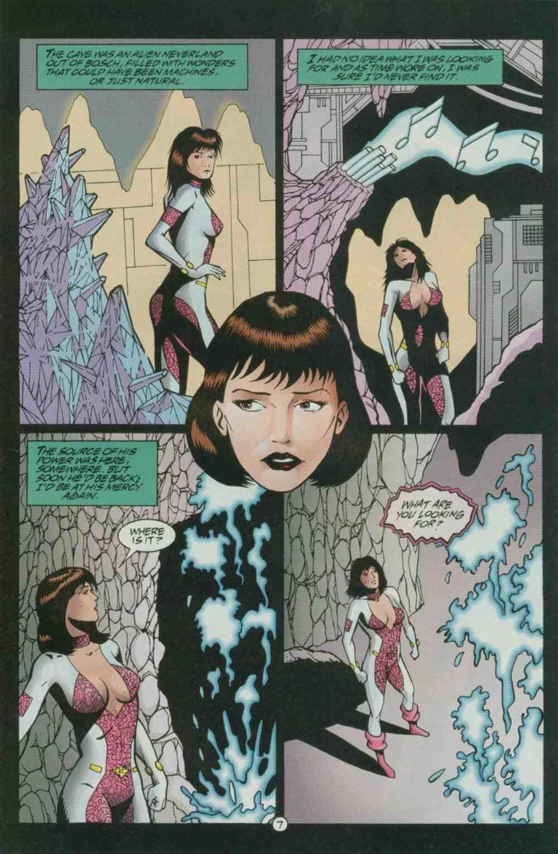 Read online Ultraverse Premiere comic -  Issue #8 - 19