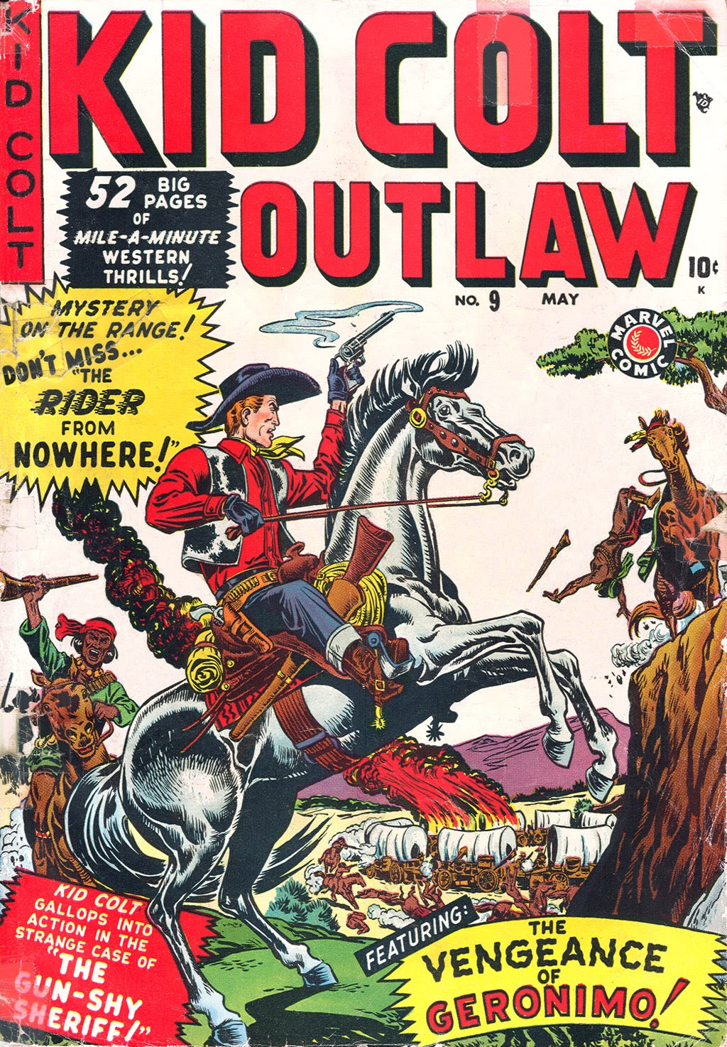 Kid Colt Outlaw issue 9 - Page 1