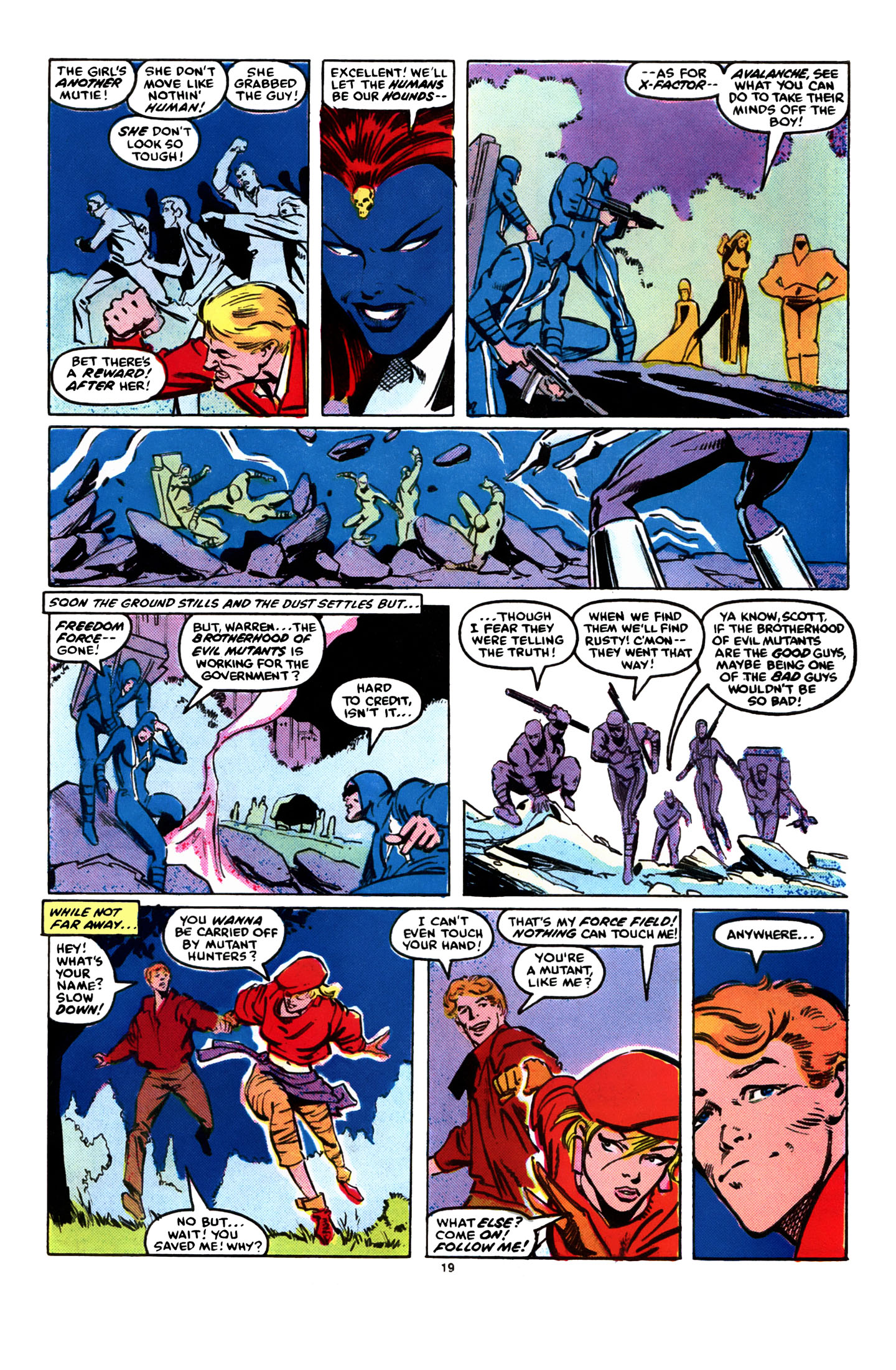 Read online X-Factor (1986) comic -  Issue #8 - 20
