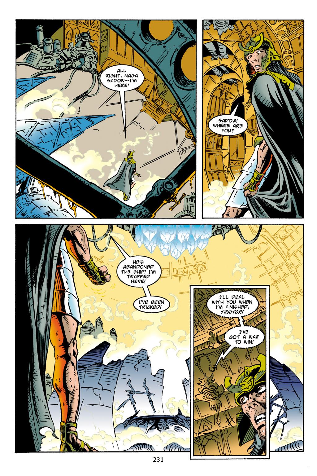 Read online Star Wars Omnibus comic -  Issue # Vol. 4 - 221