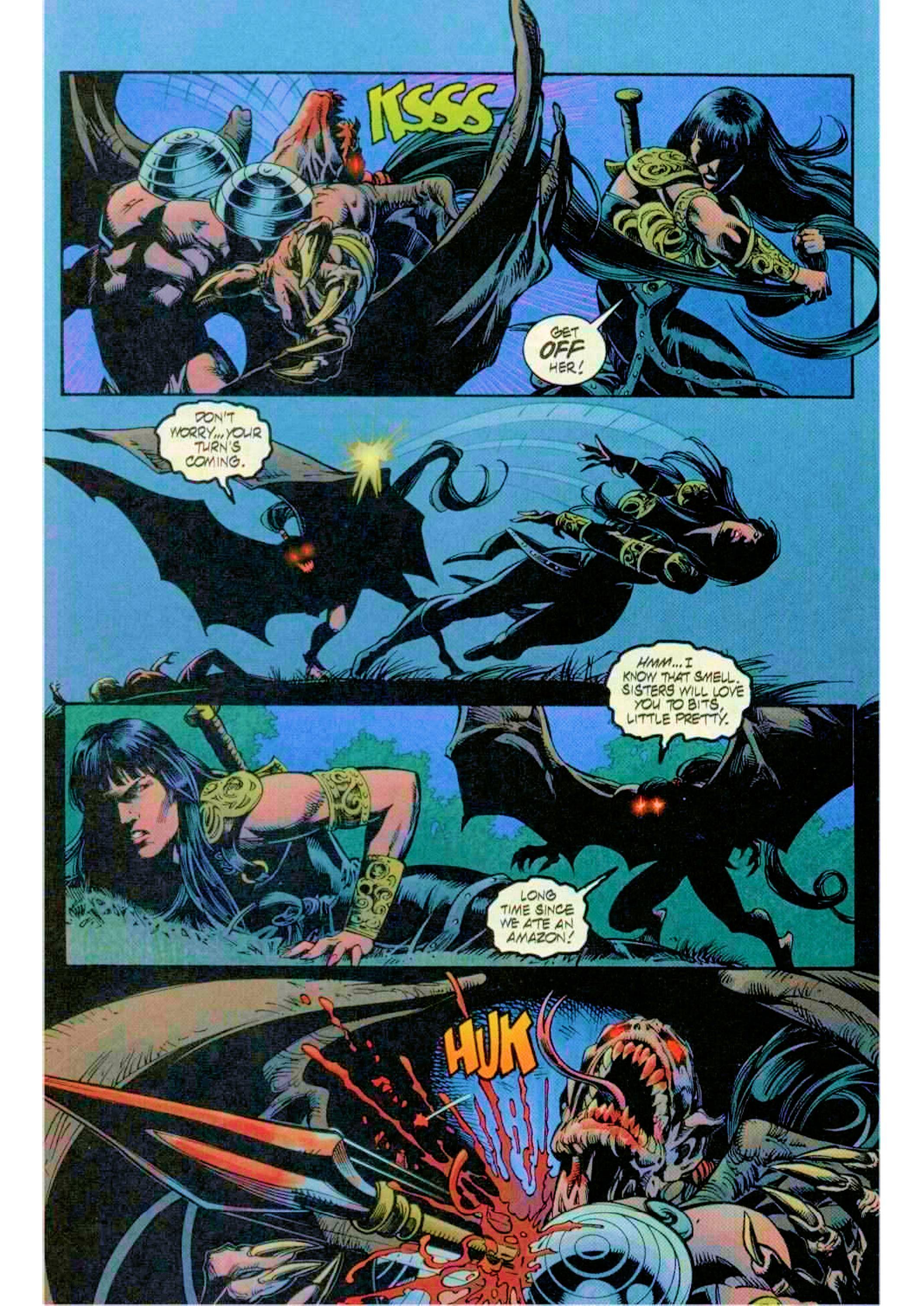 Read online Xena: Warrior Princess (1999) comic -  Issue #12 - 9