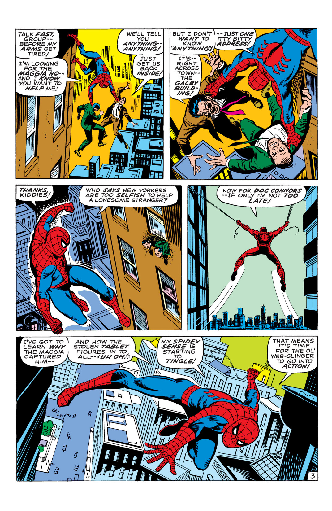 The Amazing Spider-Man (1963) 75 Page 3