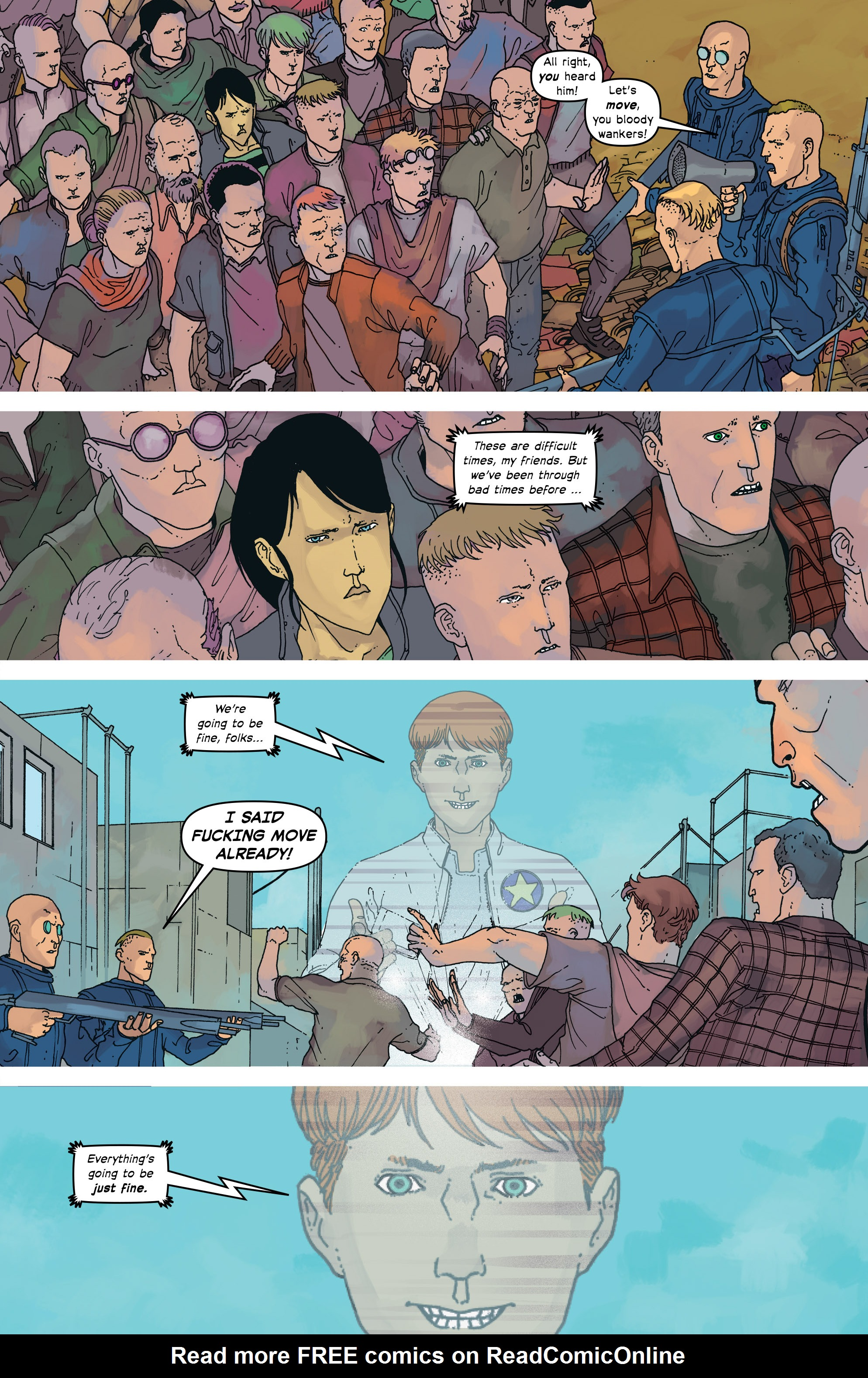 Read online Great Pacific comic -  Issue #16 - 11