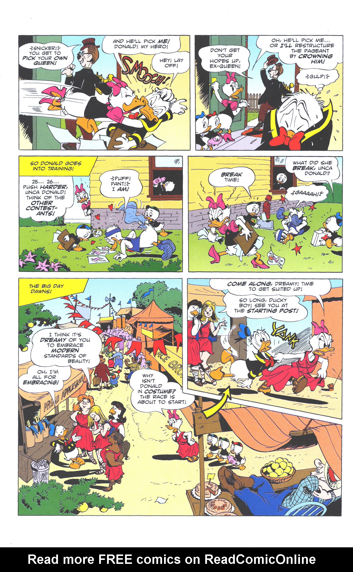 Read online Uncle Scrooge (1953) comic -  Issue #377 - 56