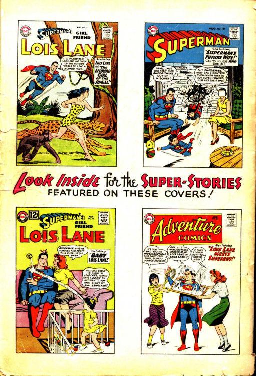 Supermans Girl Friend, Lois Lane _Annual_1 Page 84