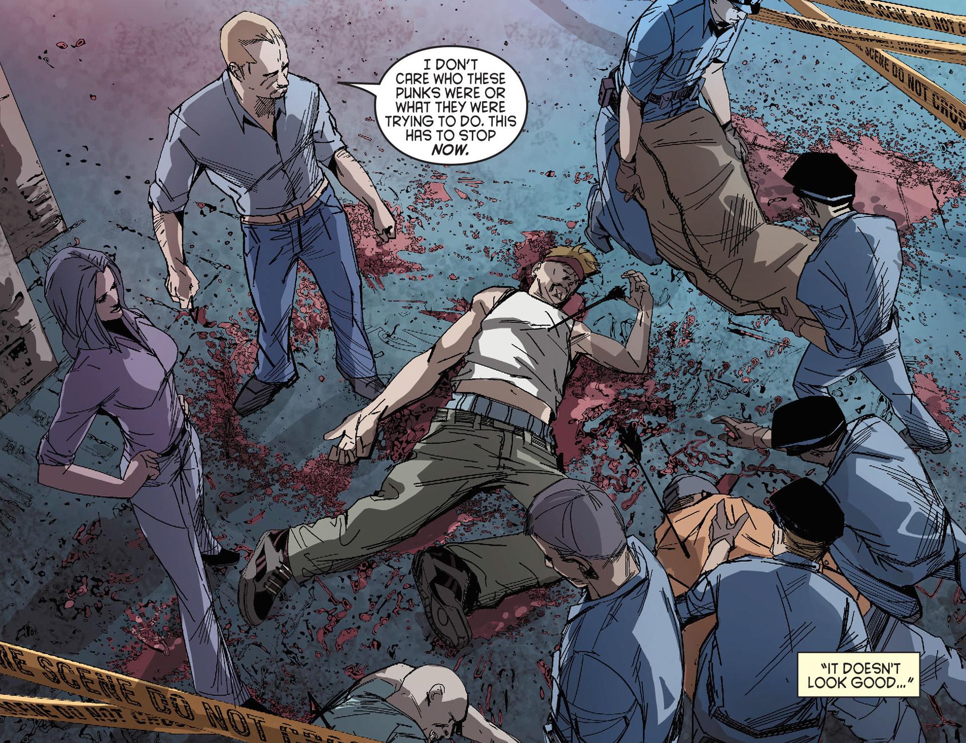 Read online Arrow [II] comic -  Issue #27 - 4