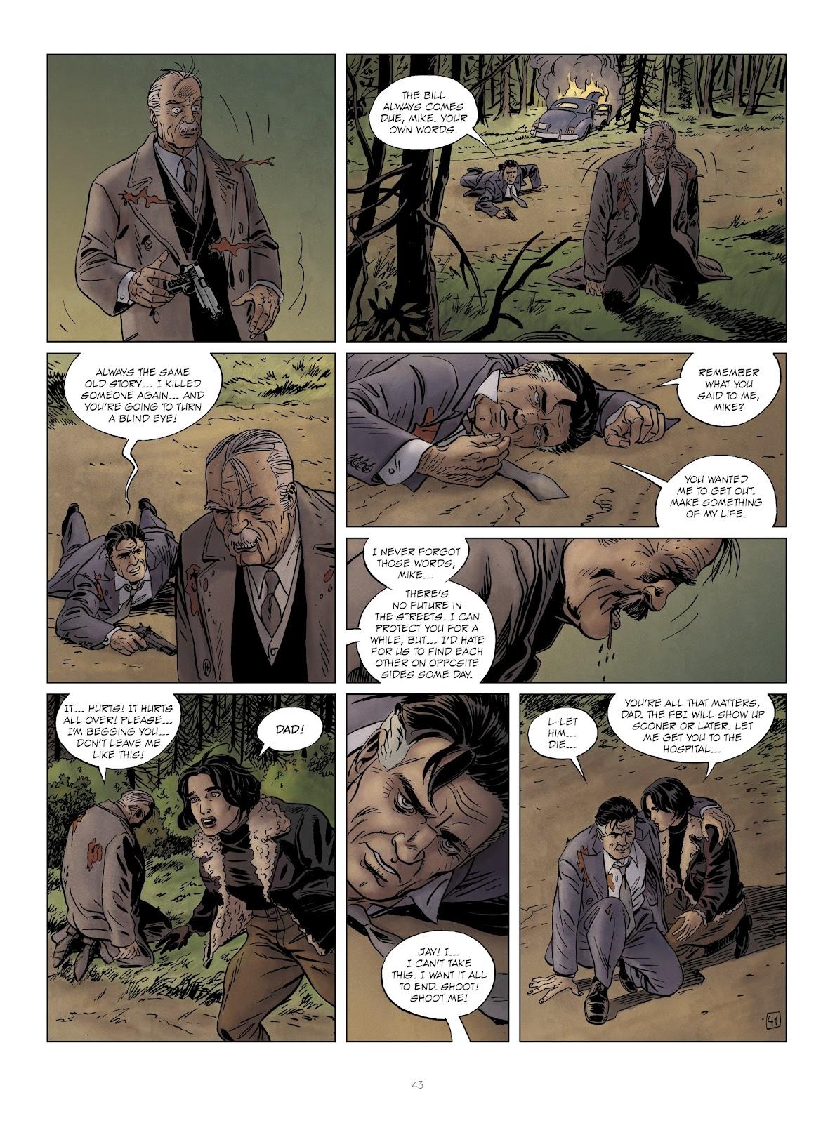 Read online Sherman comic -  Issue #6 - 43