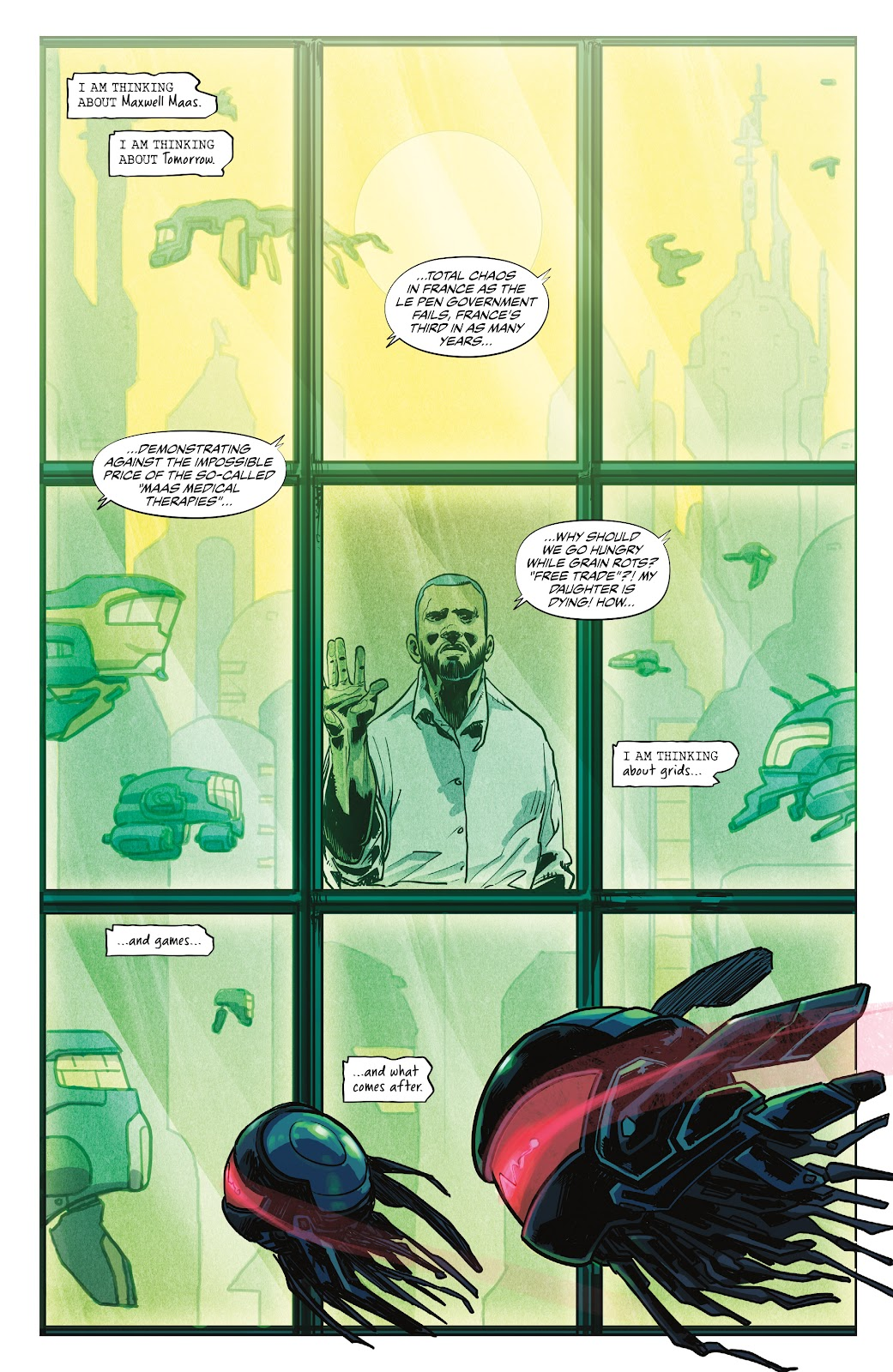 Read online Maxwell's Demons comic -  Issue #4 - 51