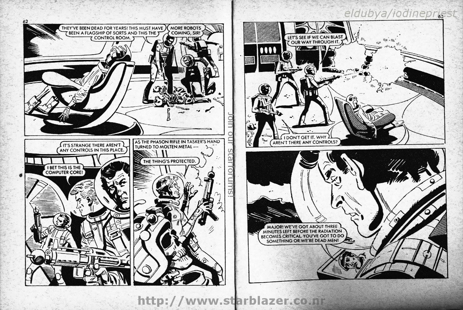 Starblazer issue 60 - Page 33