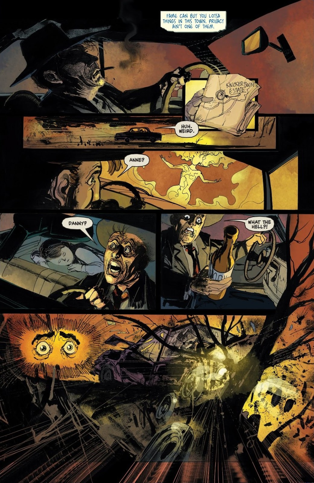 Read online Trick 'r Treat: Days of the Dead comic -  Issue # TPB - 80